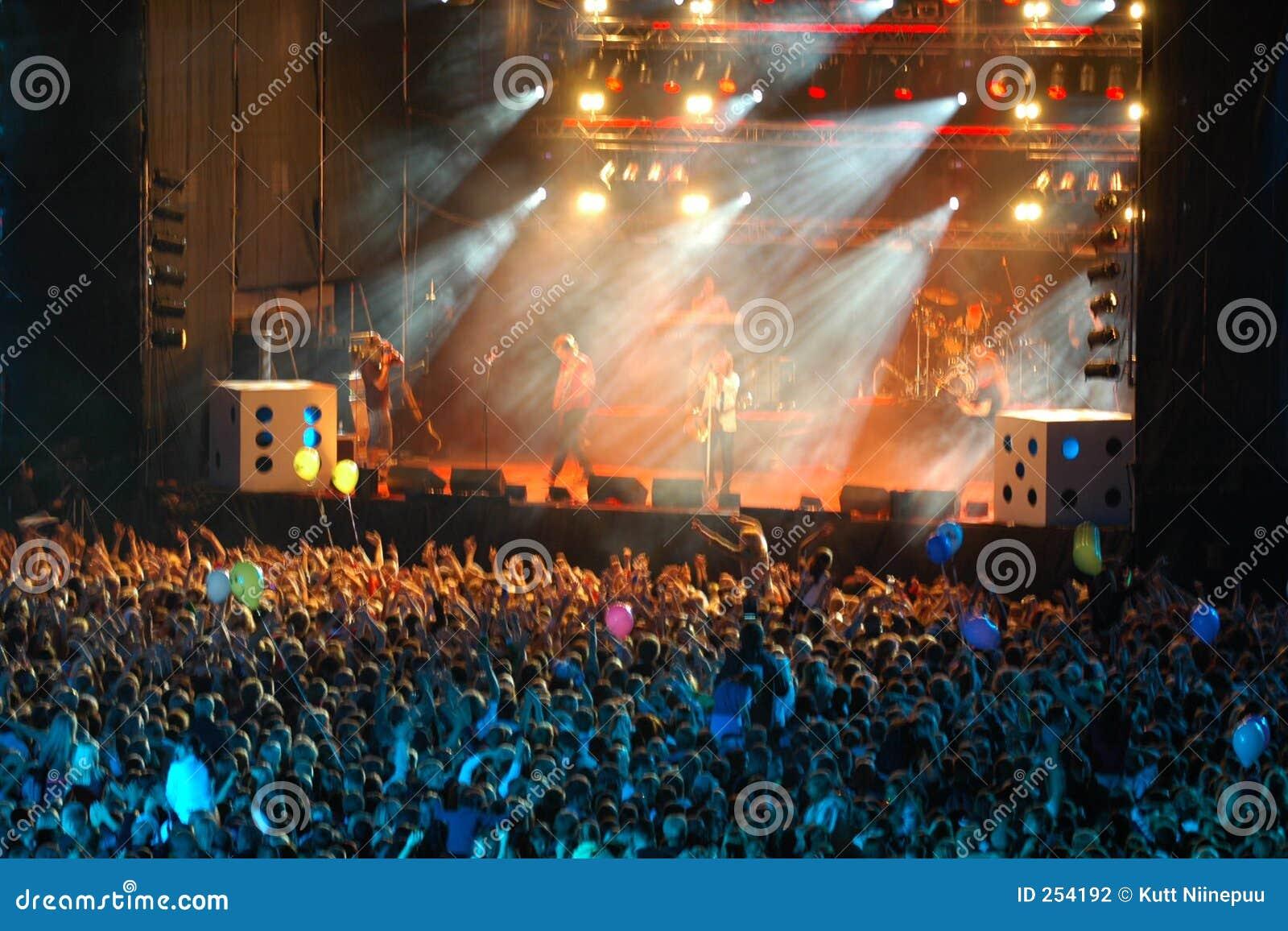 4 rock koncertów