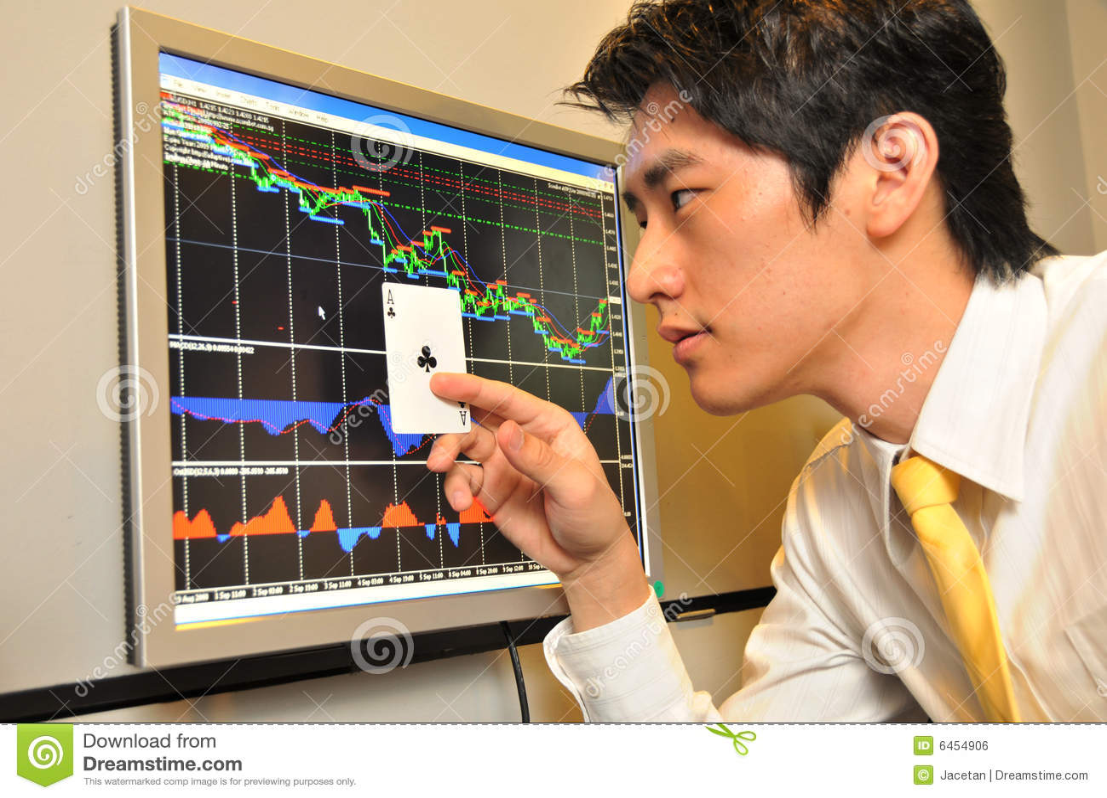 4 rynków patrzy podstawowy