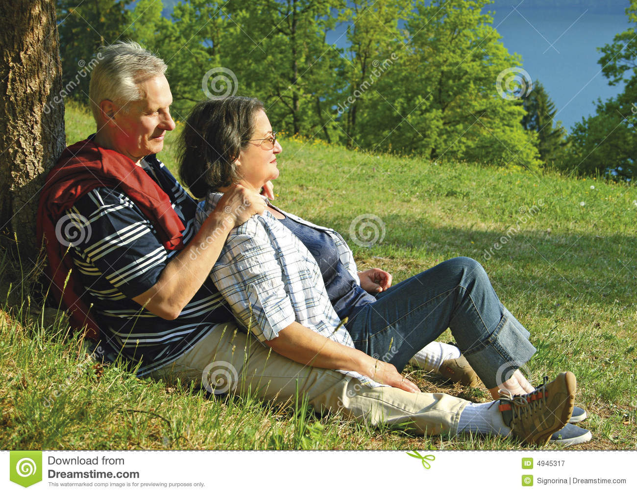 40 years love 13 stock image  Image of marriage, recreation - 4945317