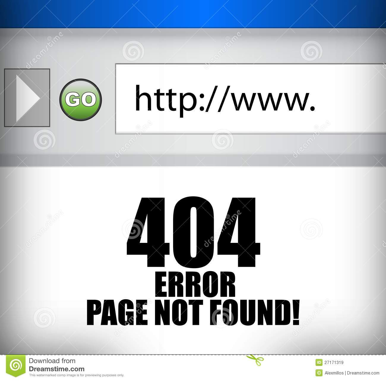 404 error page not found browser illustration royalty free