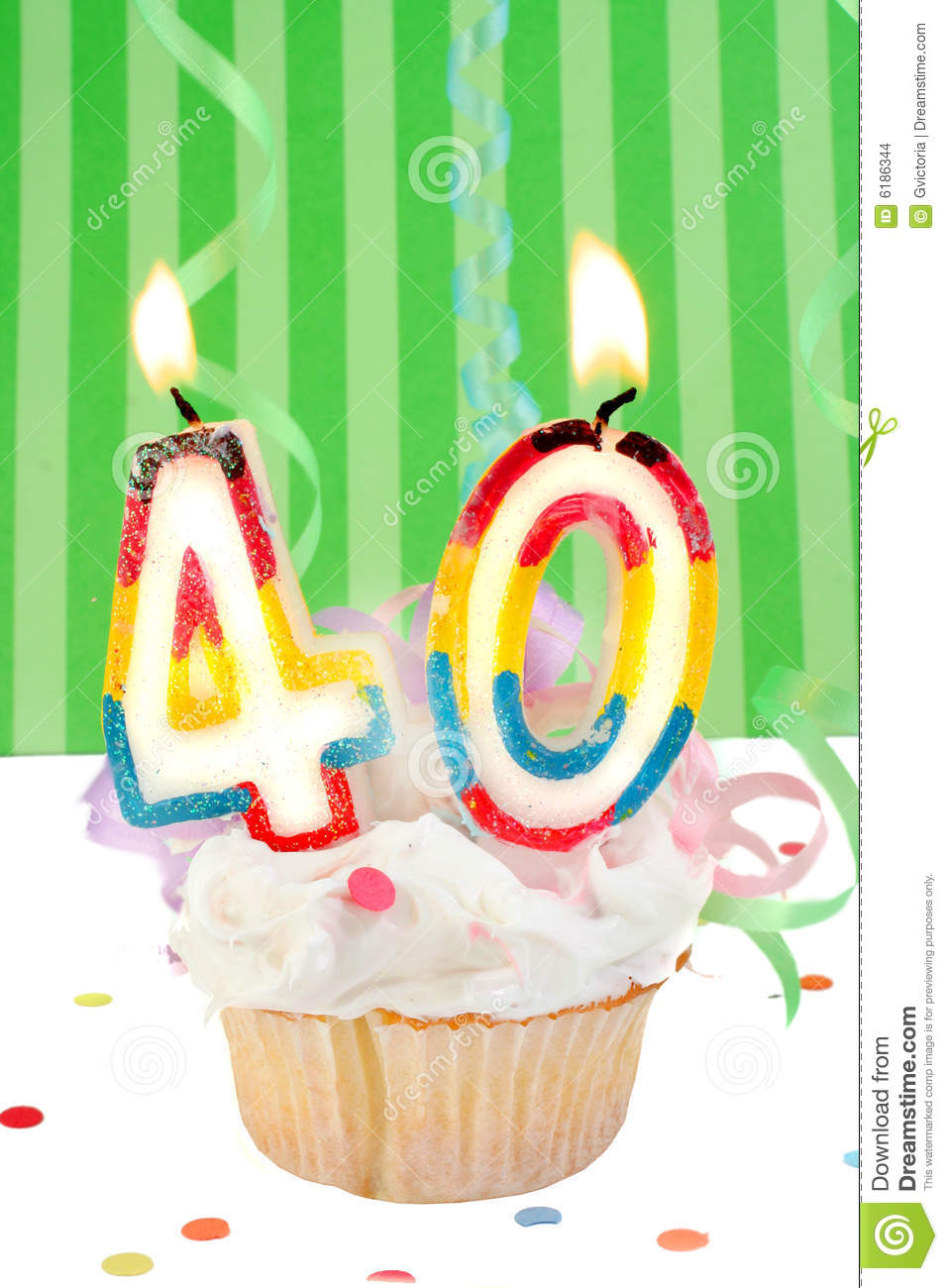 40th Birthday Stock Photo Image Of 40th Parties