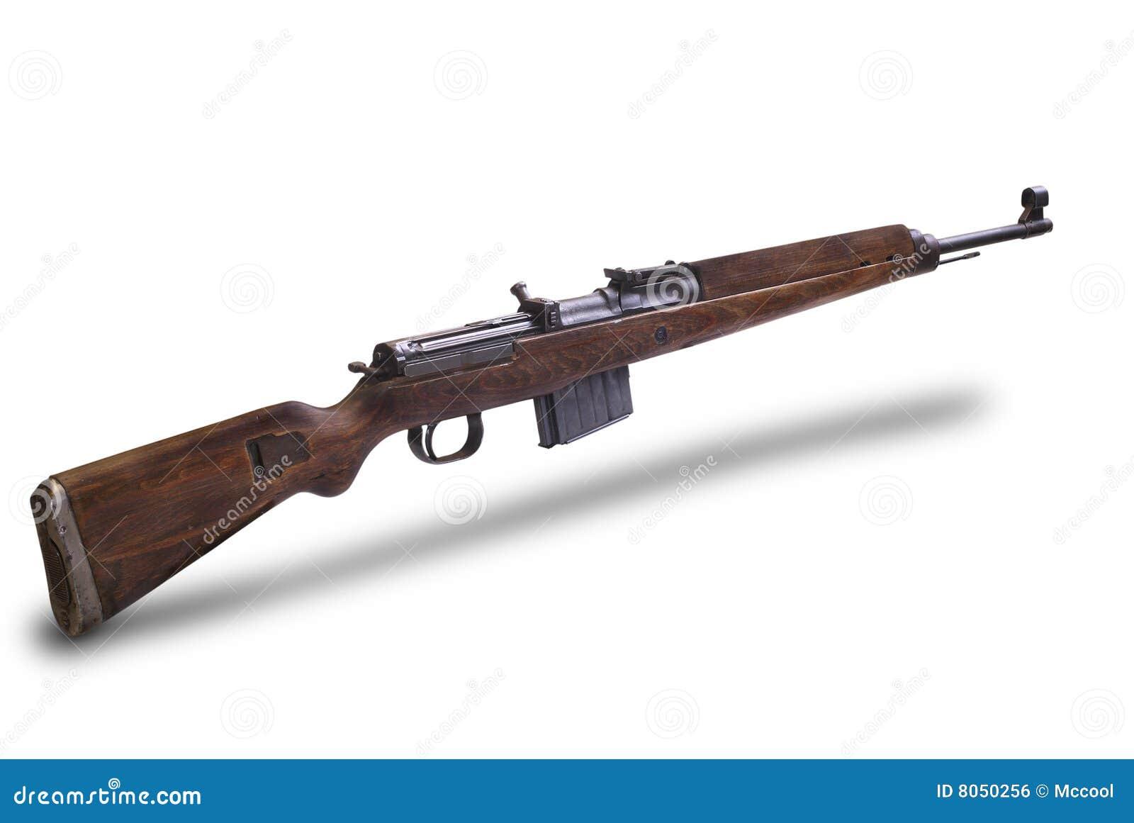 43半自动德国gewehr步枪