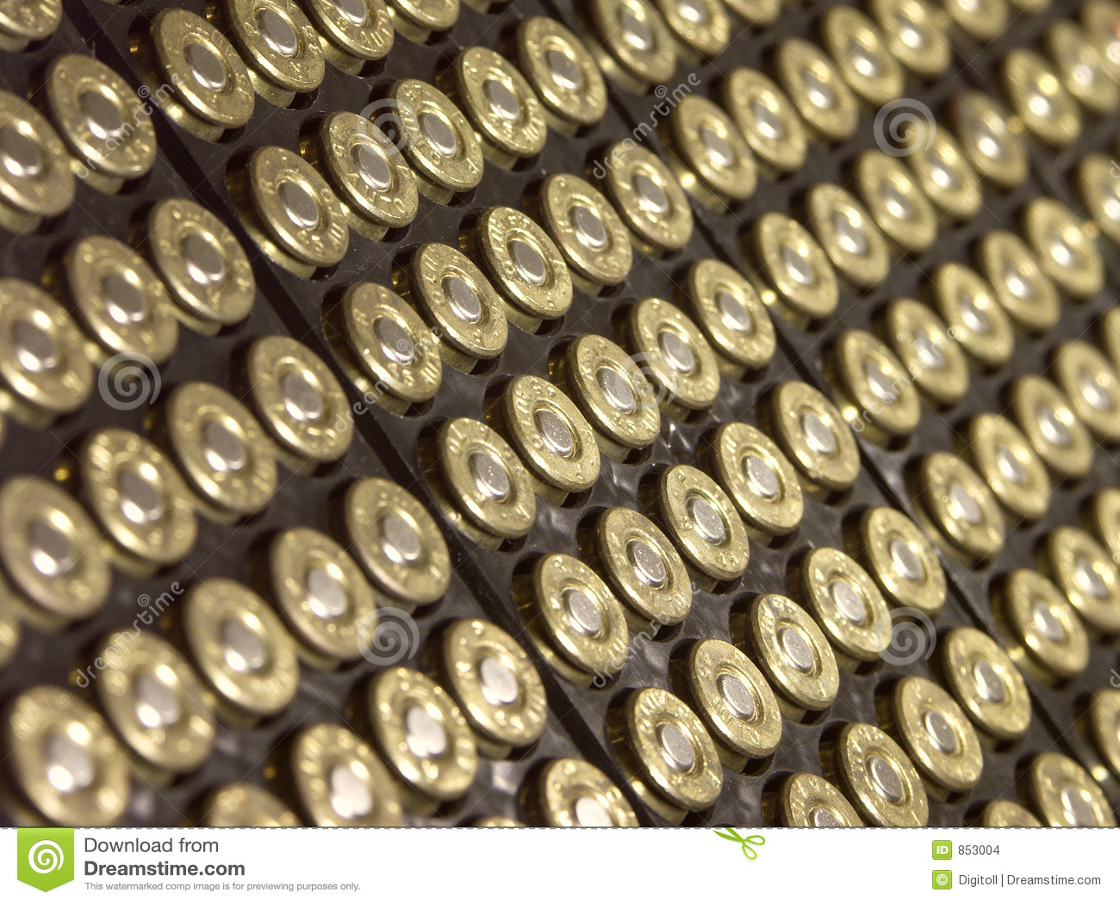 45 αυτόματες σφαίρες caliber