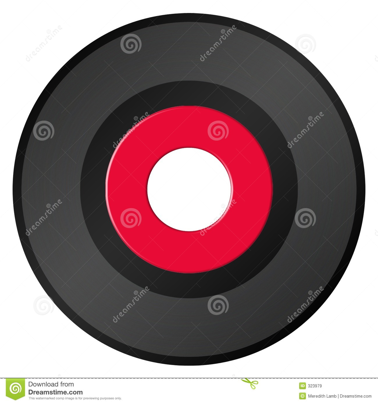 45 Rpm Record Royalty Free Stock Images Image 323979