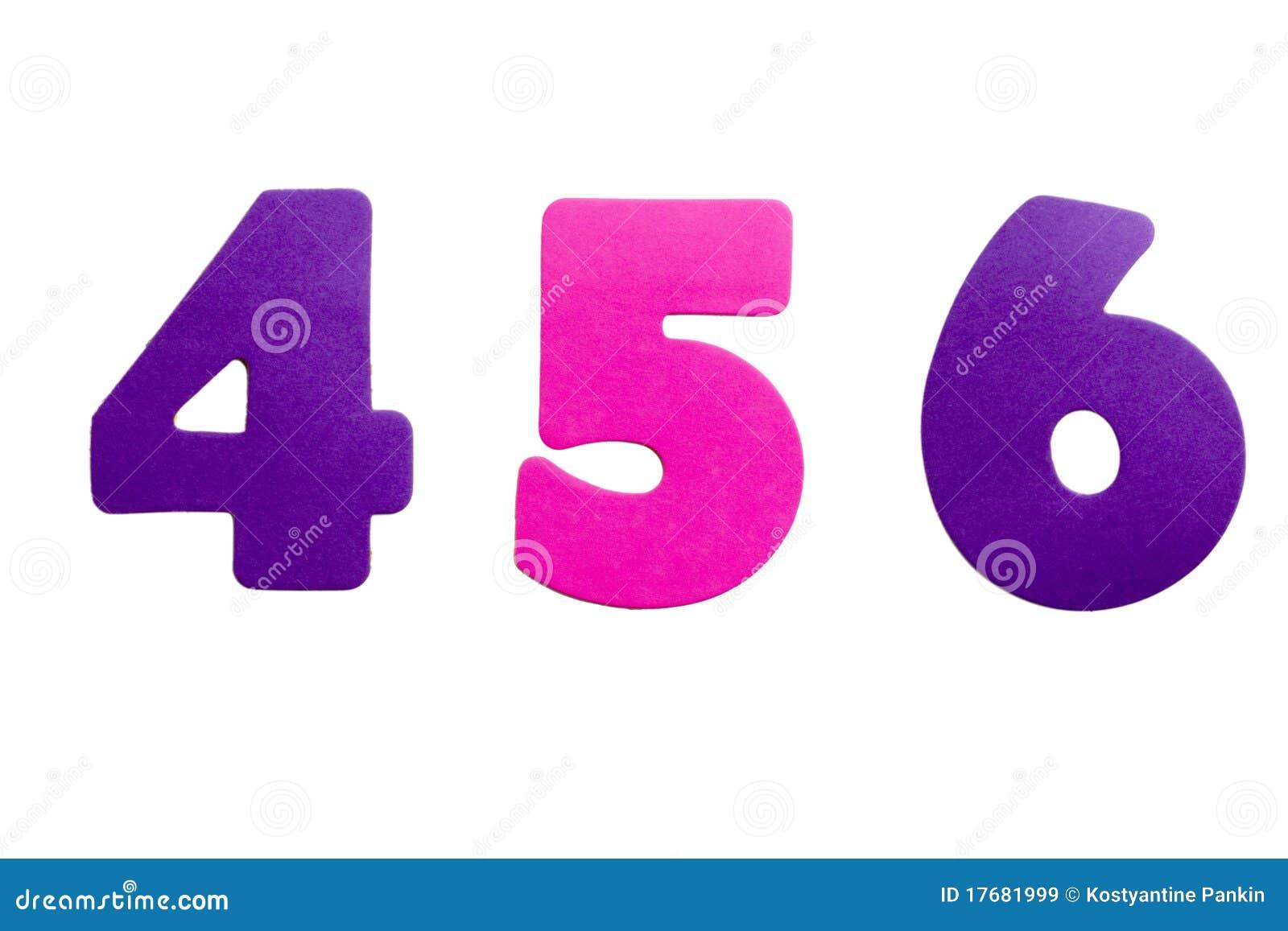 456 liczb
