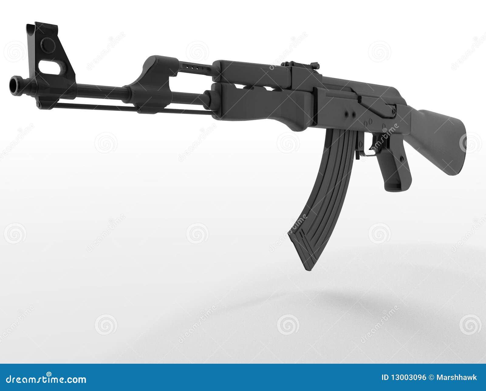 47 ak攻击步枪