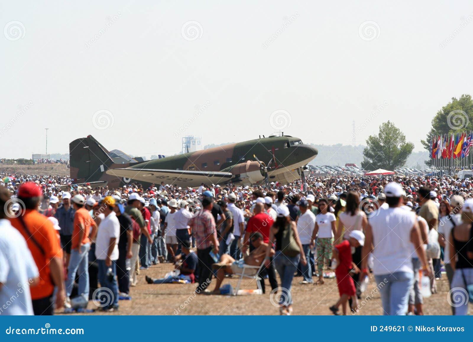 47d folkshow för luft c dakota