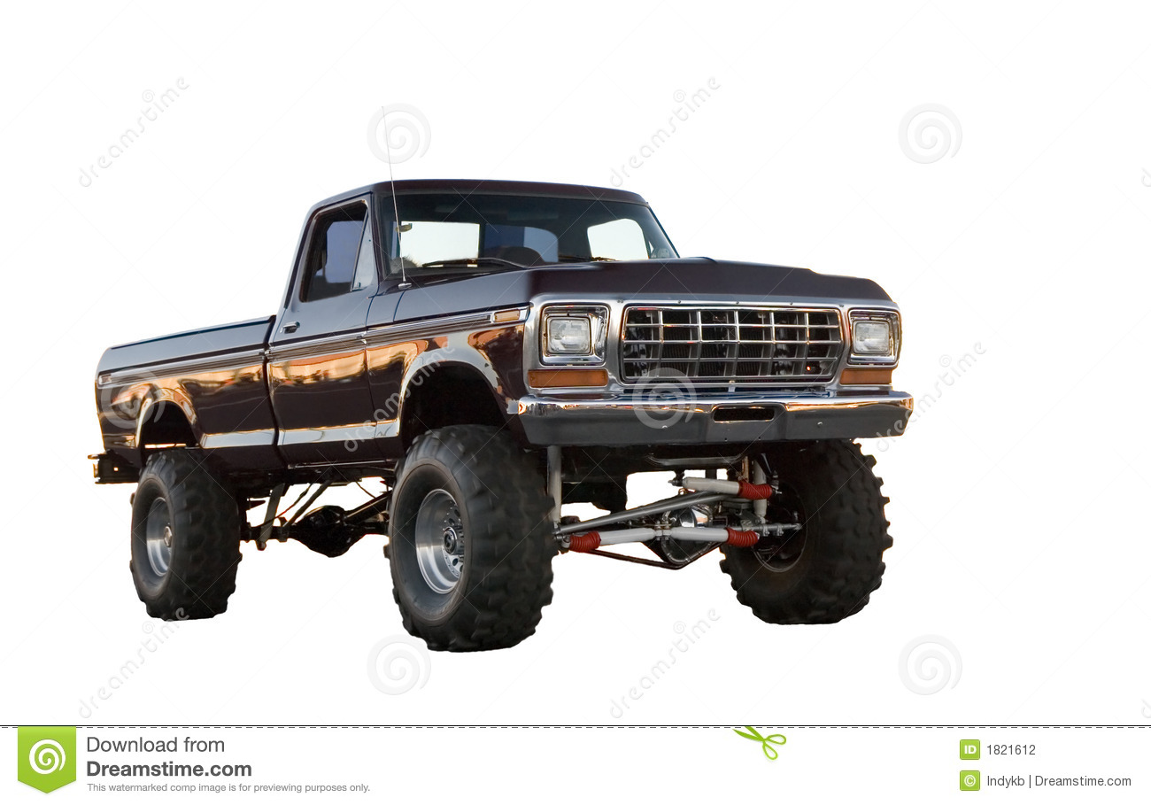 4x4 Ford Ranger Truck Stock Photography - Image: 1821612