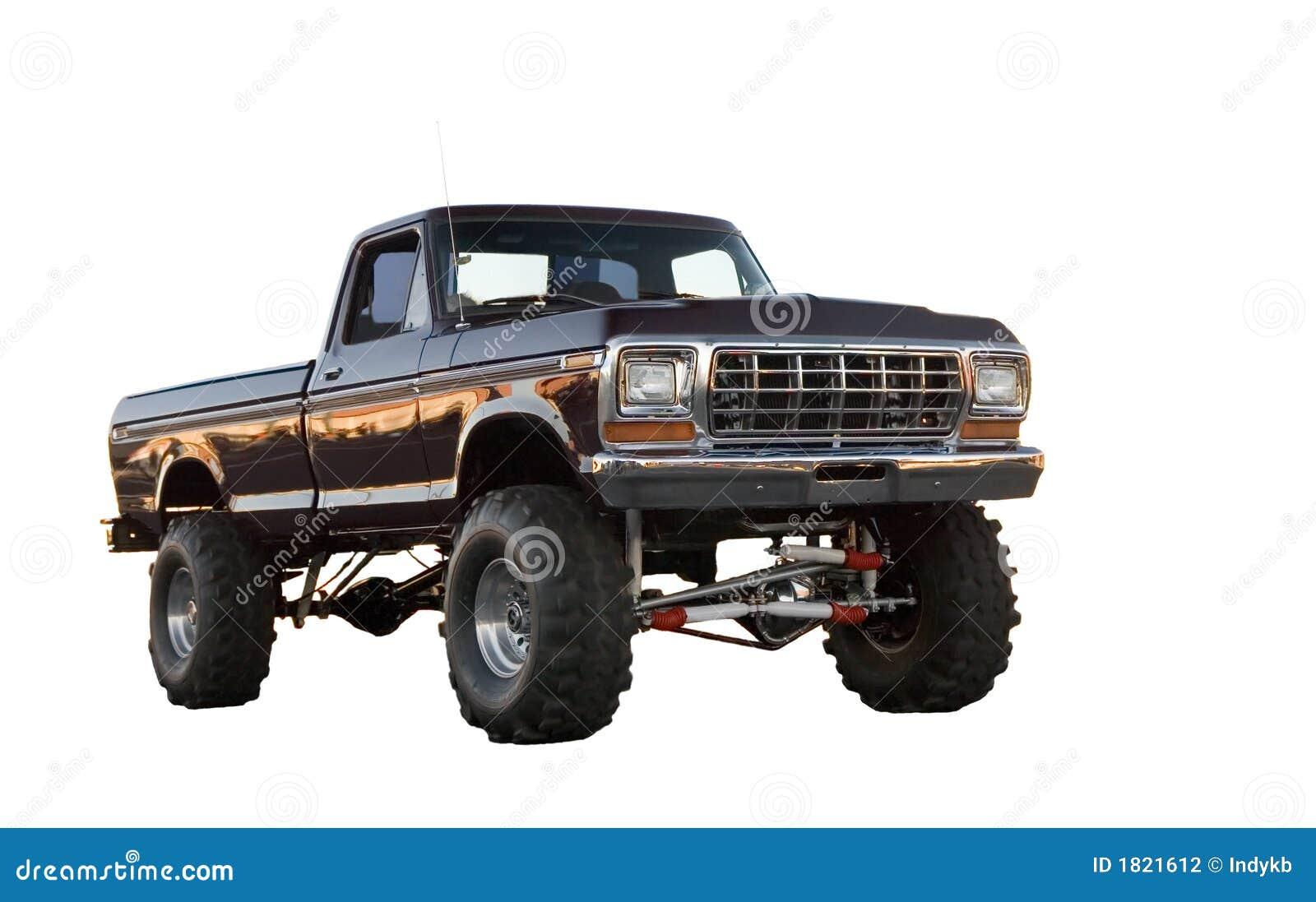 4x4 ford ranger truck stock photography image 1821612. Black Bedroom Furniture Sets. Home Design Ideas