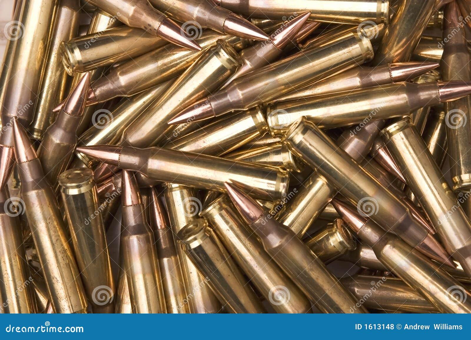 5.56mm NATO Ammunition