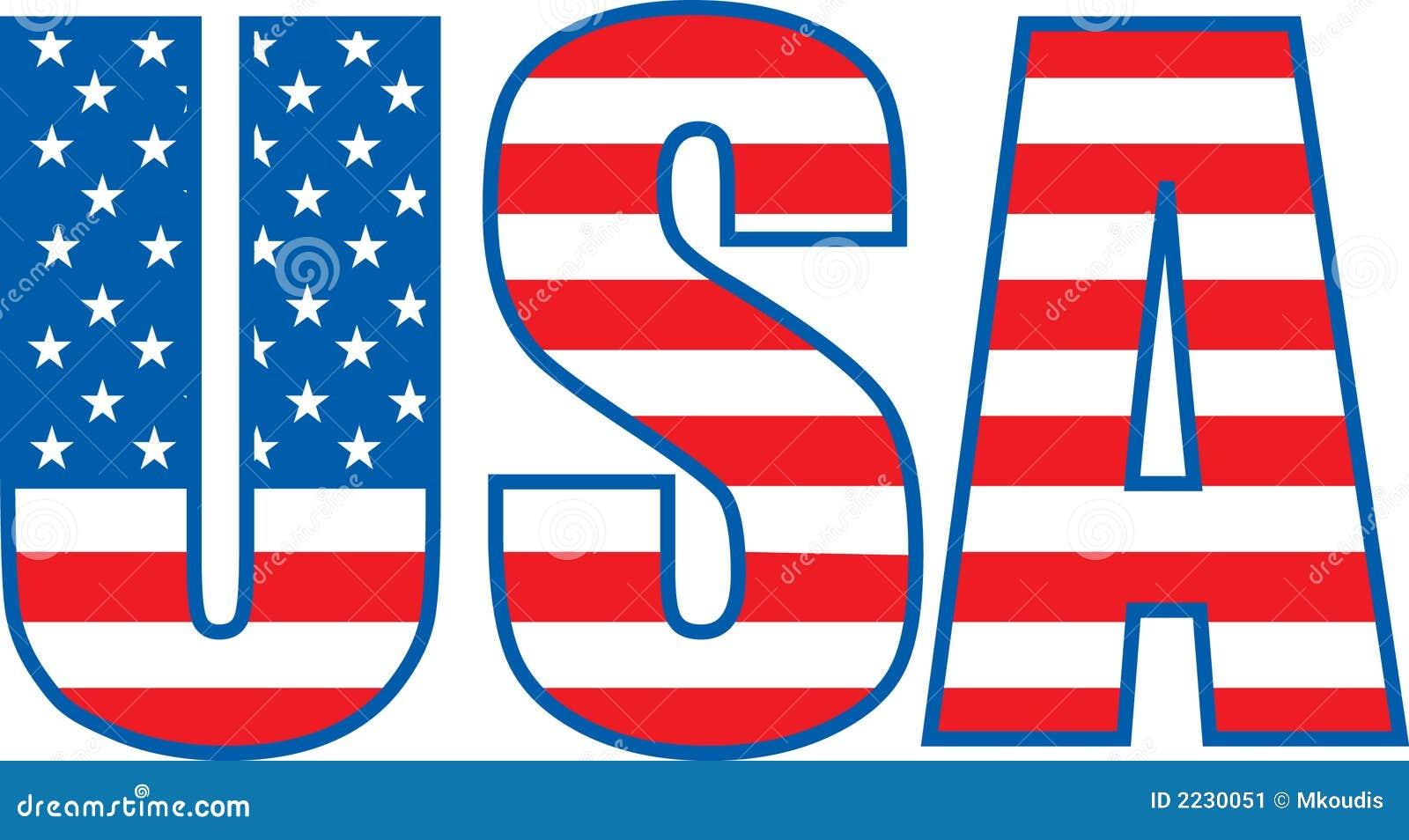 5 amerykańska flaga