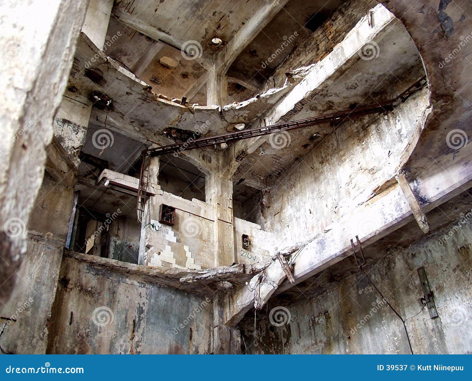 Download 5 industriales idos imagen de archivo. Imagen de devastado - 39537