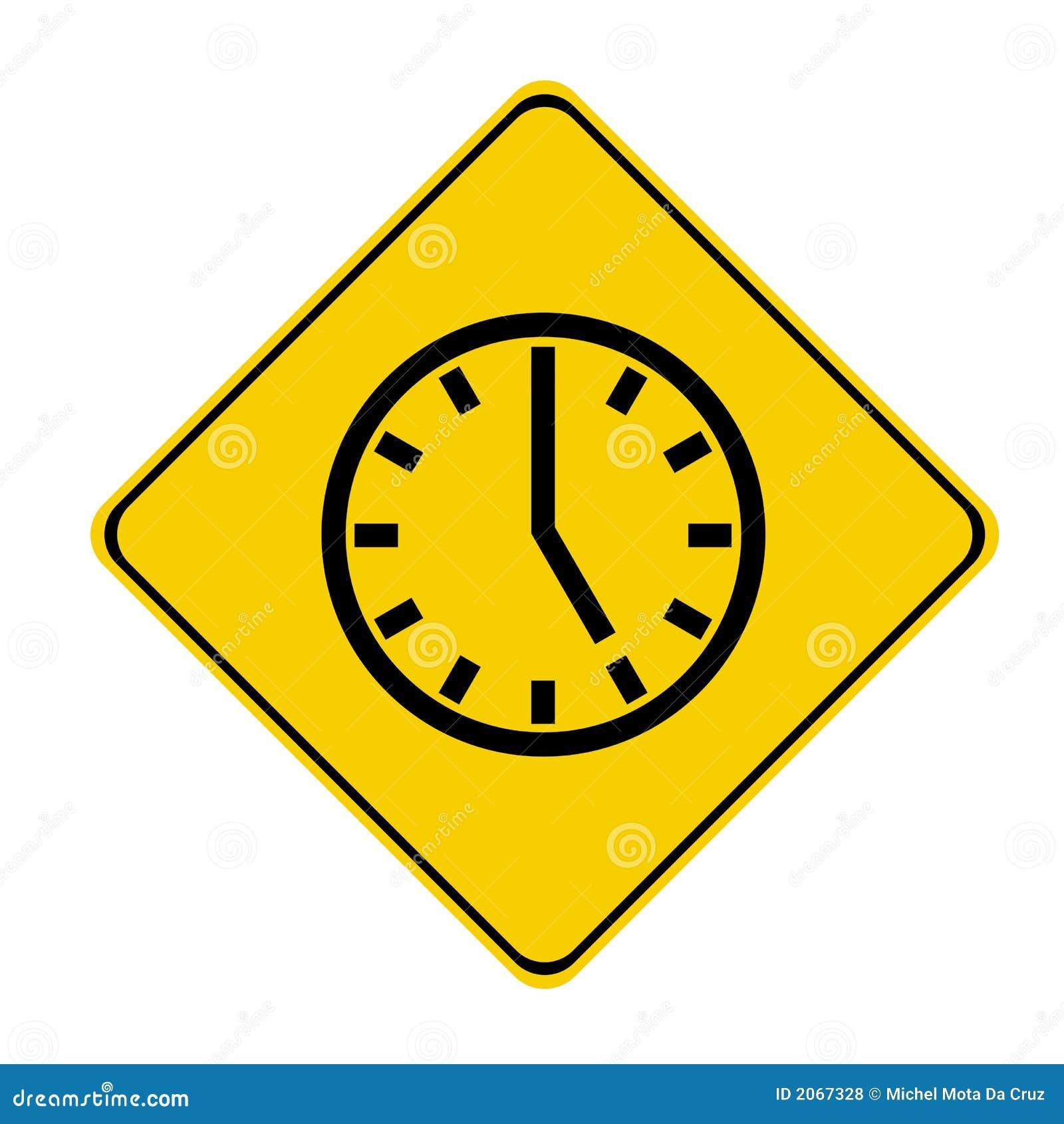 Clock sign royalty free stock photos image 2067328
