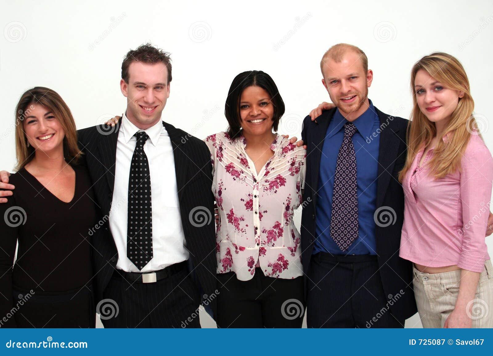 5 przedsiębiorców zespołu young