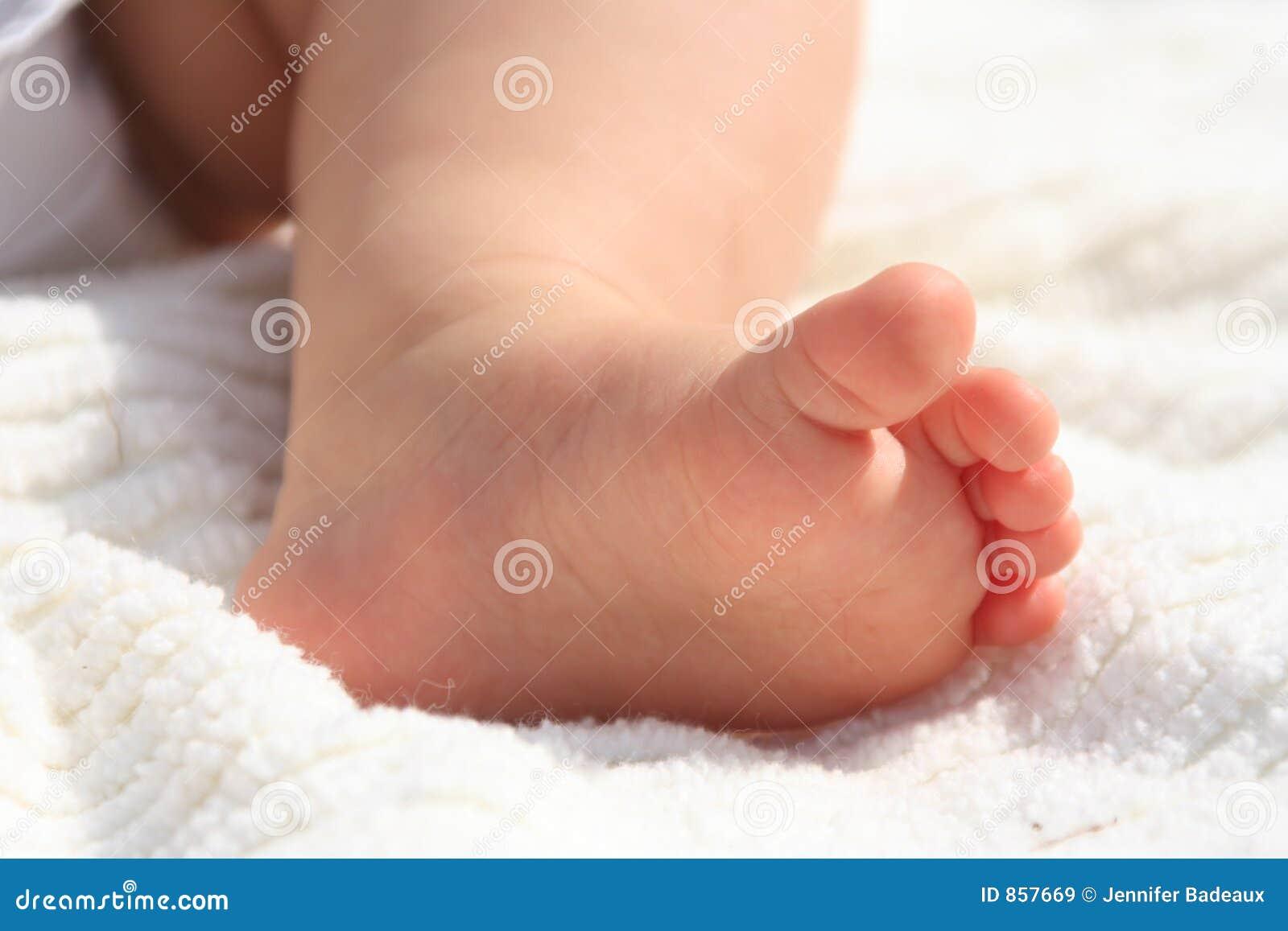 5 toe μωρών
