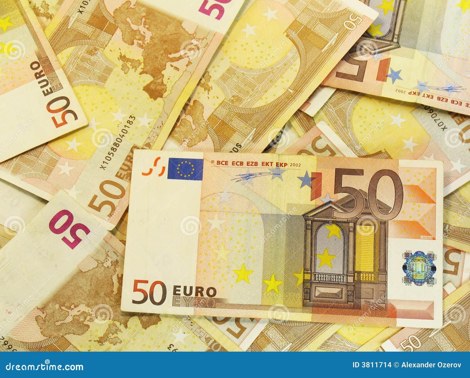 50 euro background stock photo image of heap market for Wohnwand 50 euro