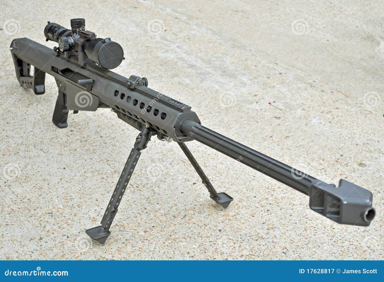 .50 Fusil de tireur isolé de calibre