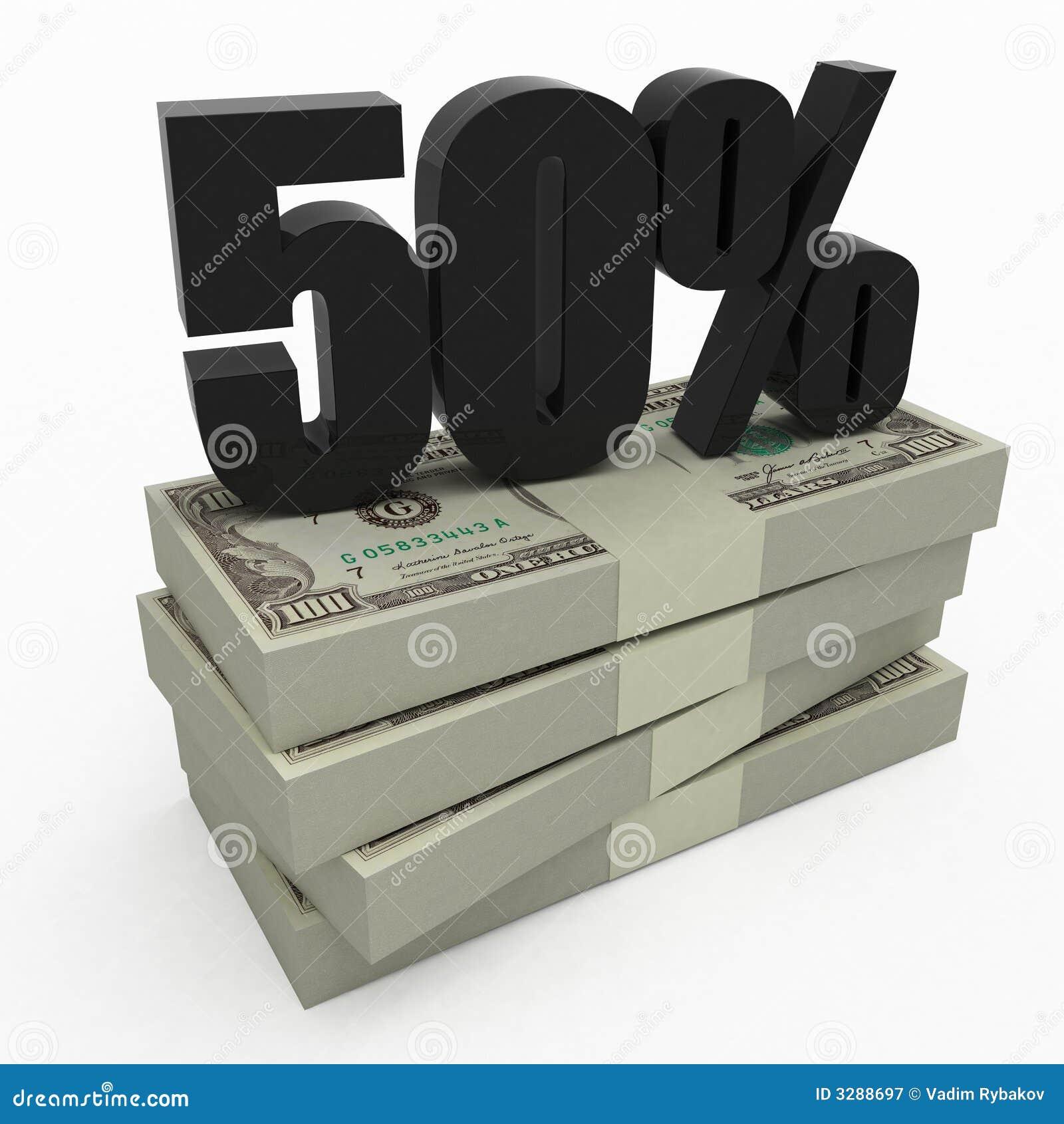 50  money