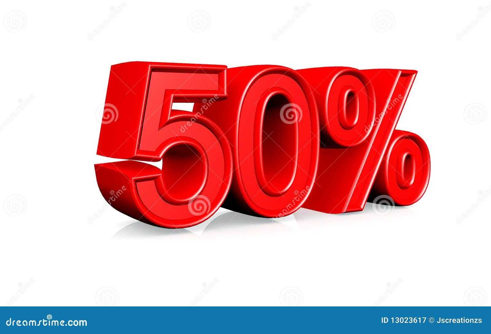 50 prozent lizenzfreie stockfotografie bild 13023617 for Koch 50 prozent