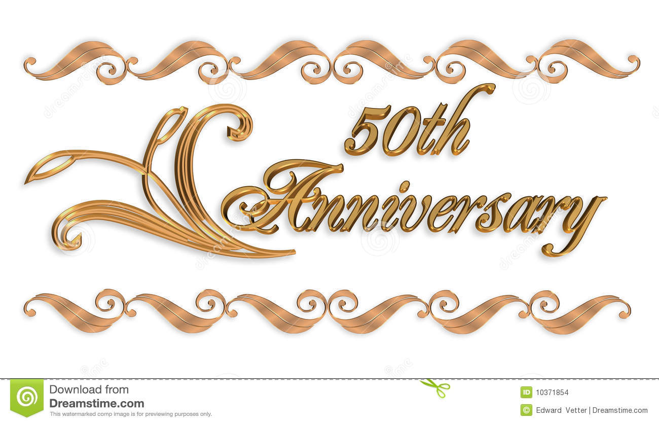 50th anniversary invitation stock illustration illustration of 50th anniversary invitation stopboris Gallery