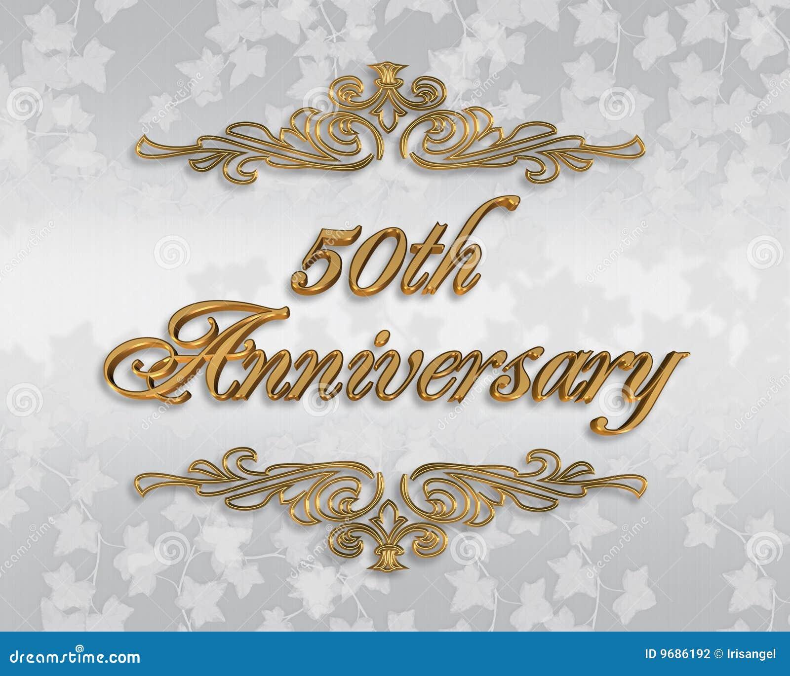 50th anniversary invitation templates free - Kardas.klmphotography.co
