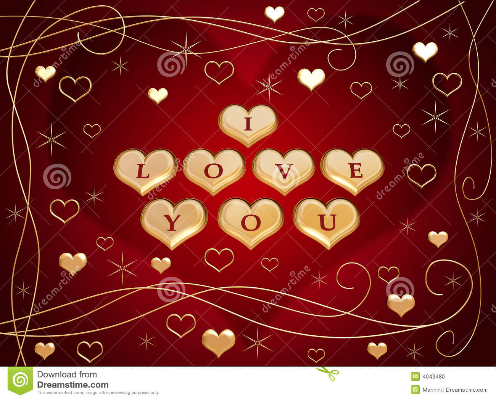 6 я тебя люблю