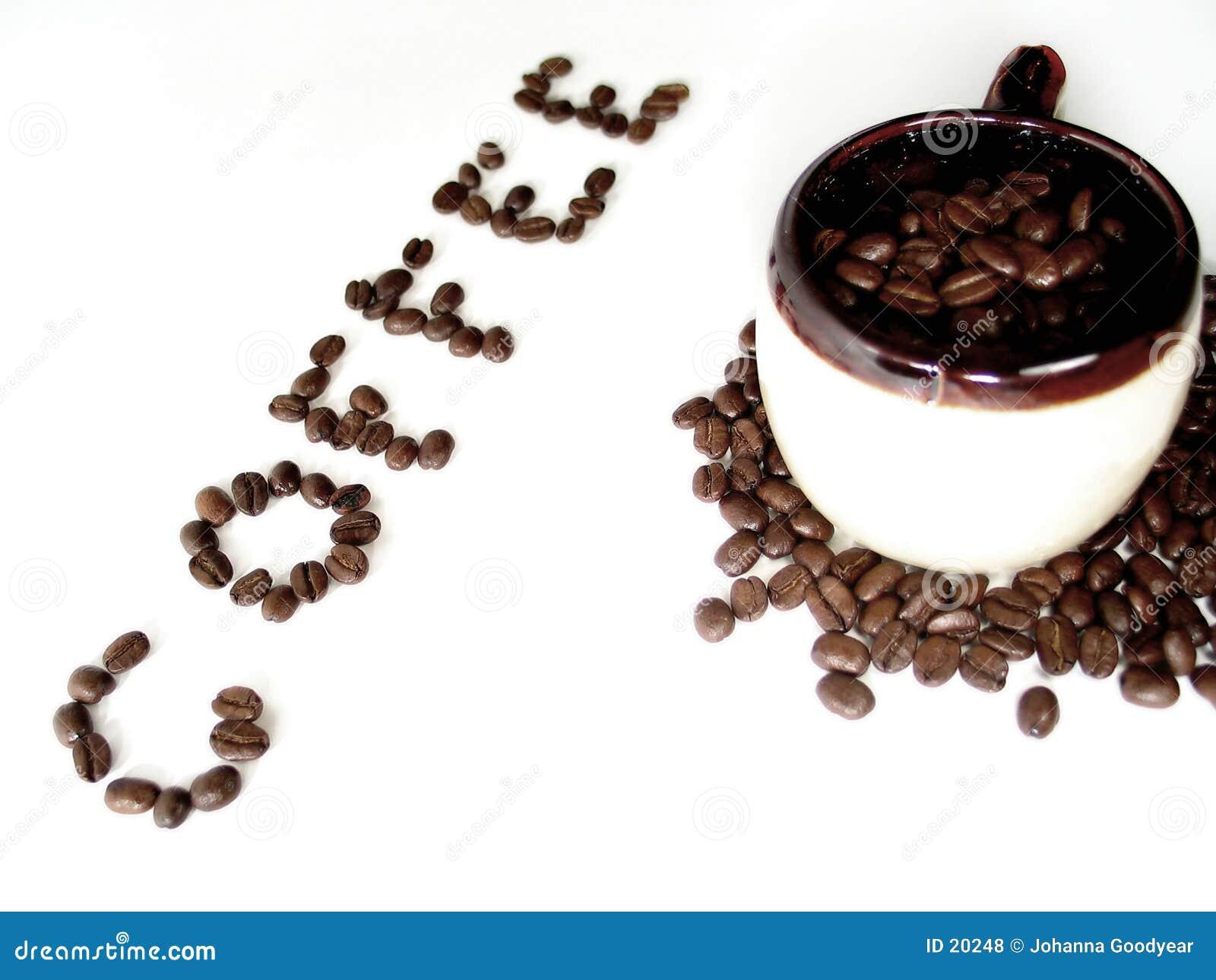 6个咖啡系列