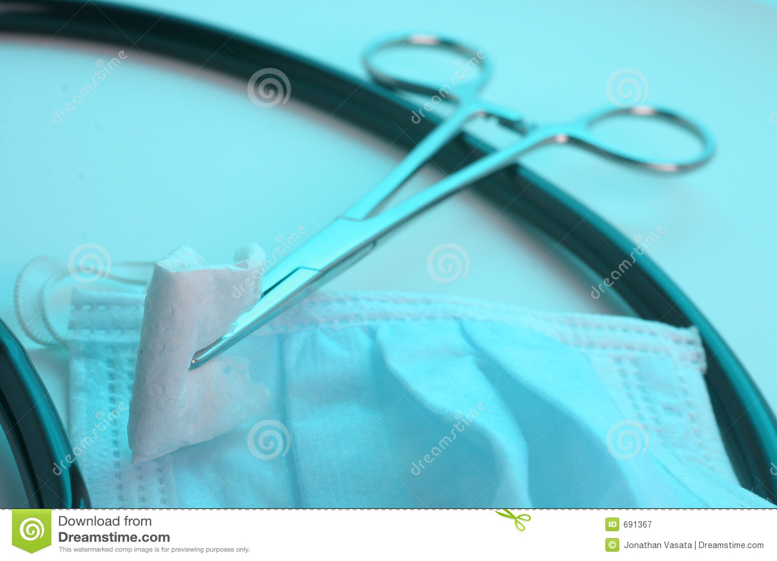 6 instrumentów medycznych