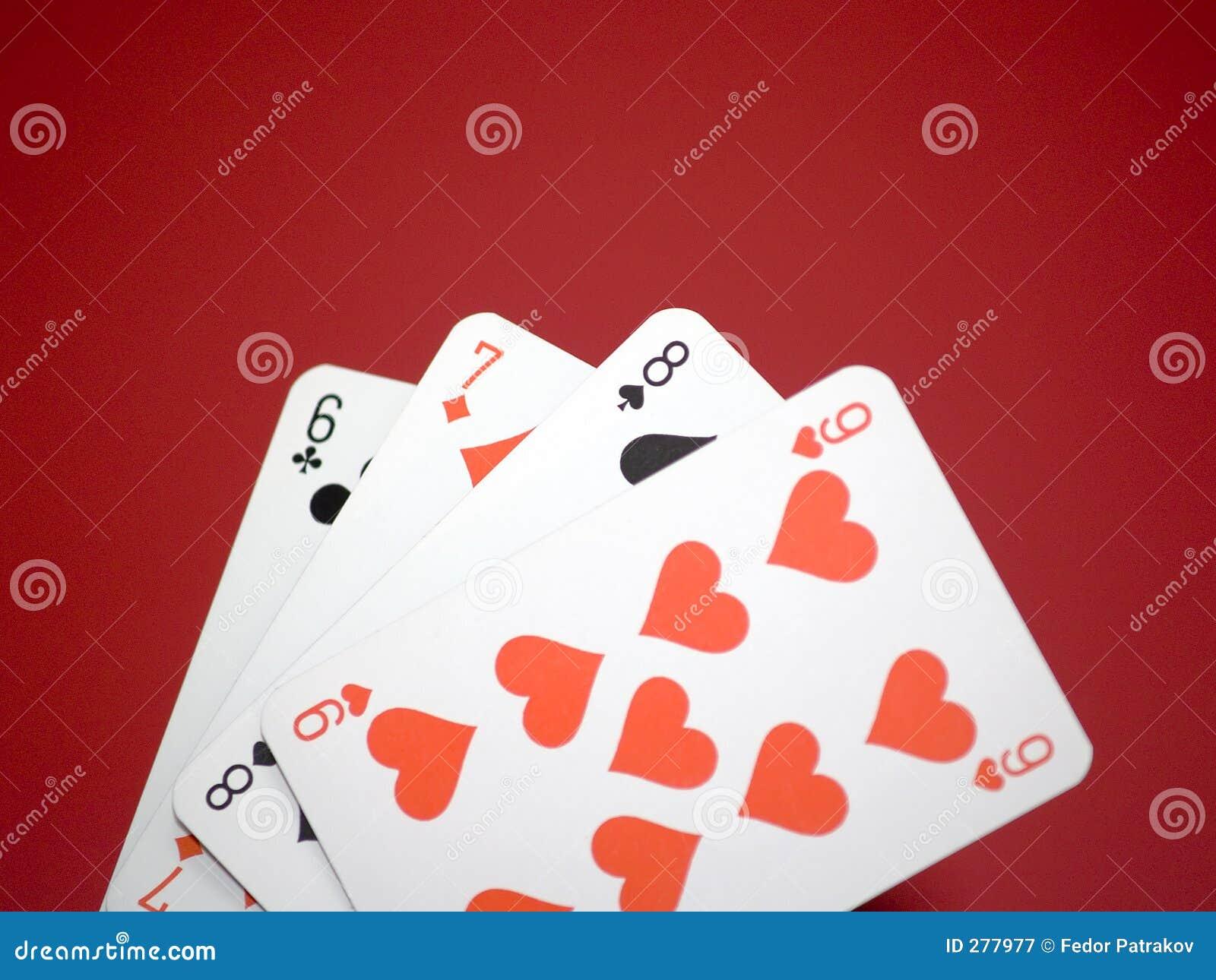 6 kort