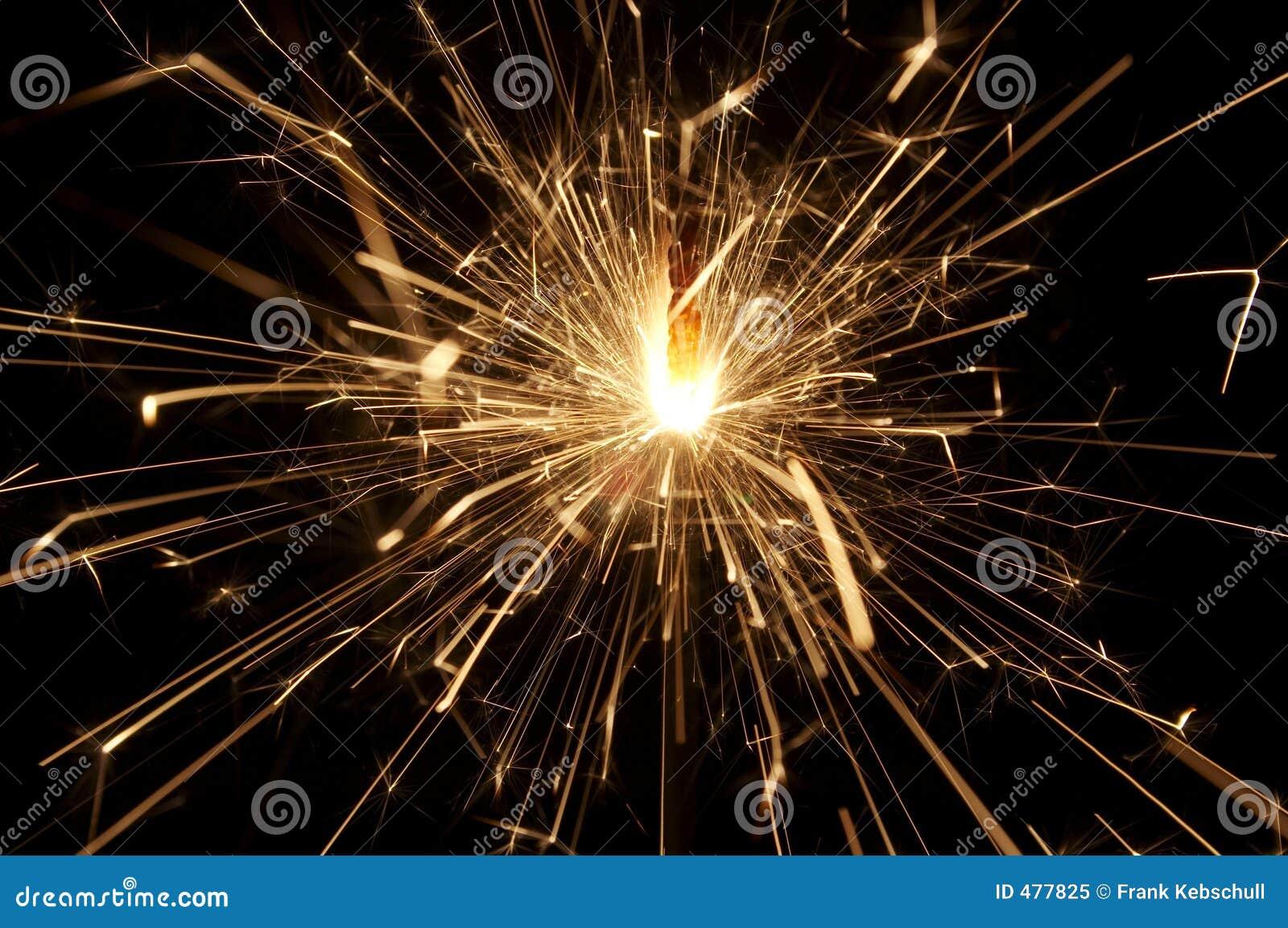 6 sparkler