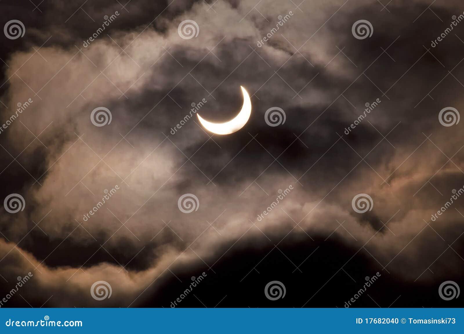 6 zaćmienie słoneczny