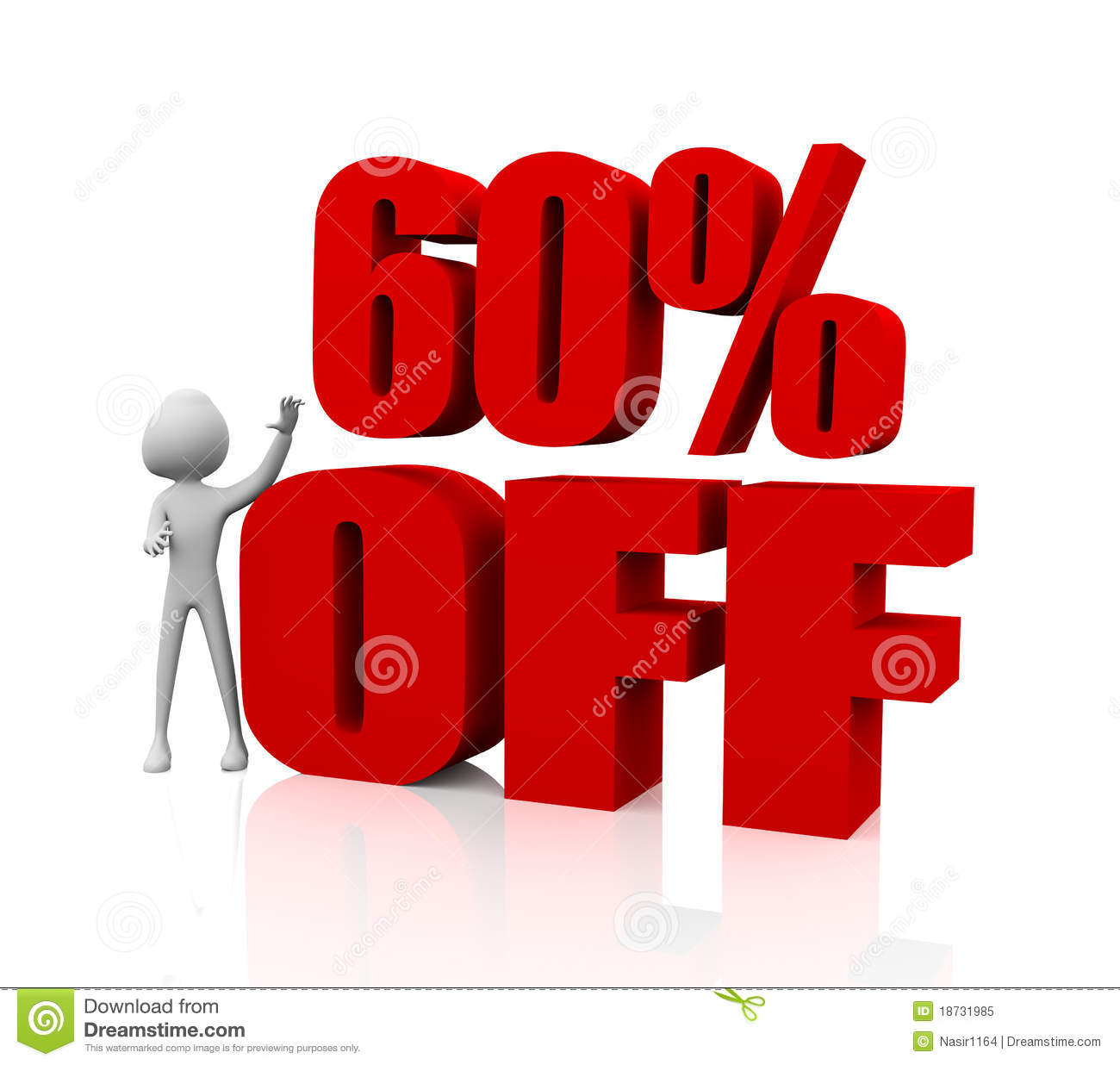 60 discount royalty free stock photo image 18731985