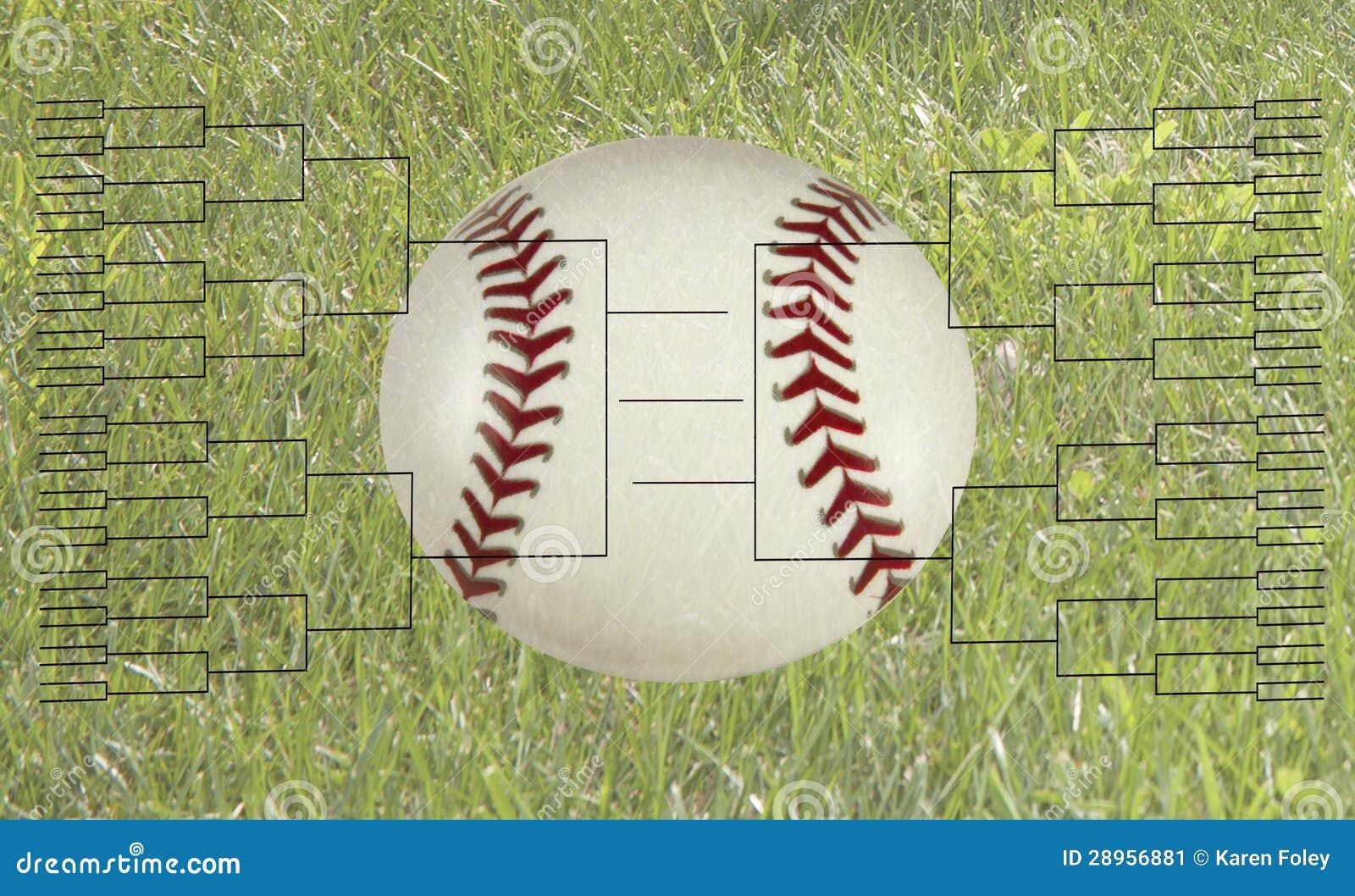 softball tour nt template stock photos images pictures 64 team baseball tour nt bracket stock image