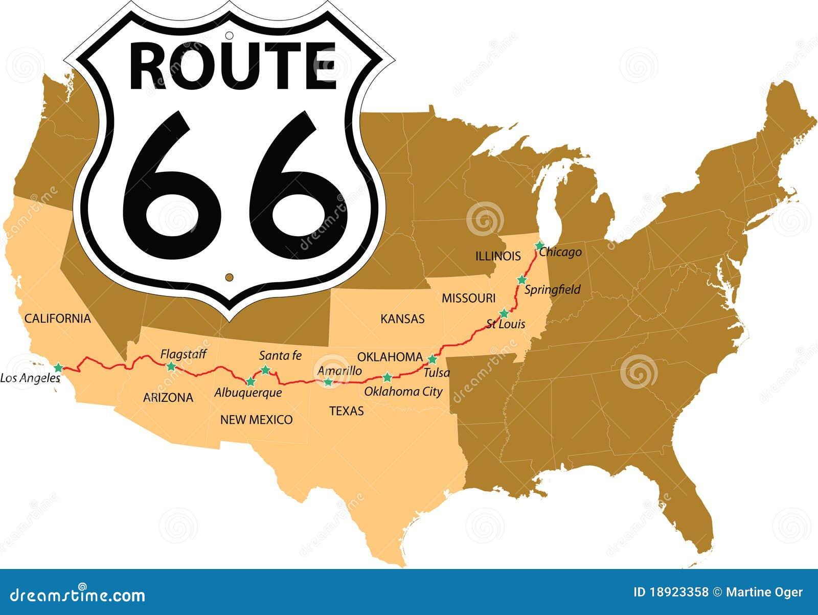 66 trasa