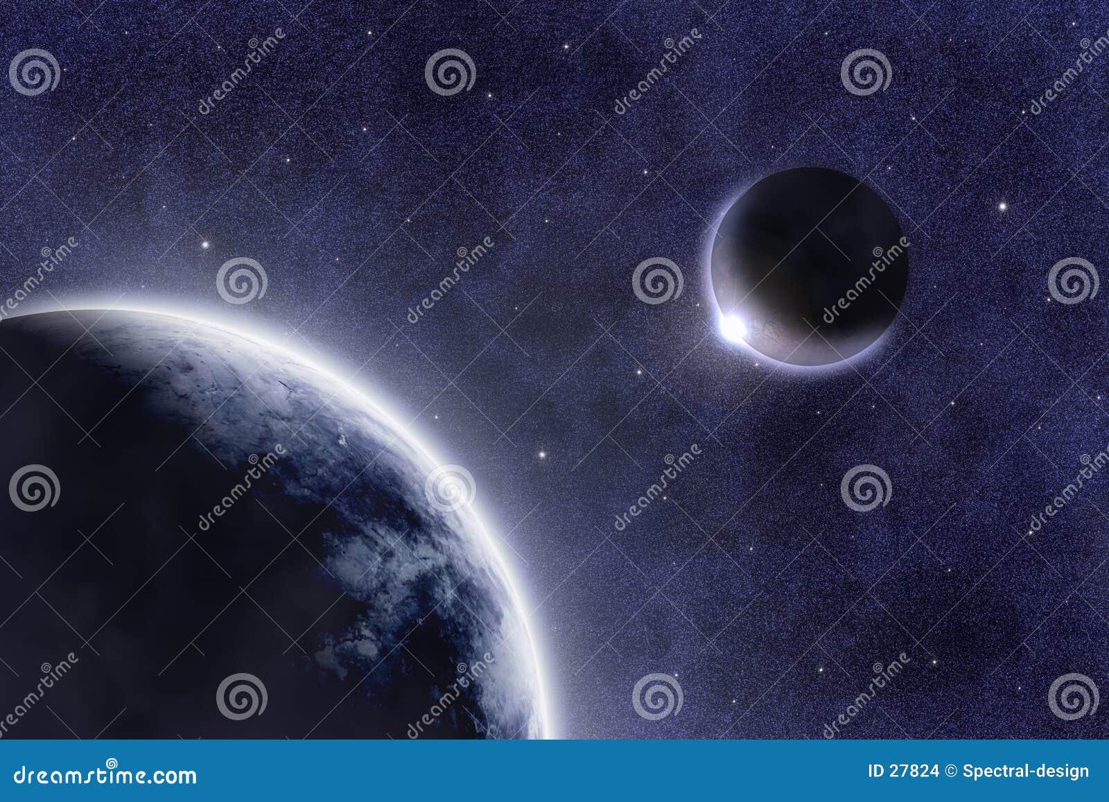 667 μ spacescape