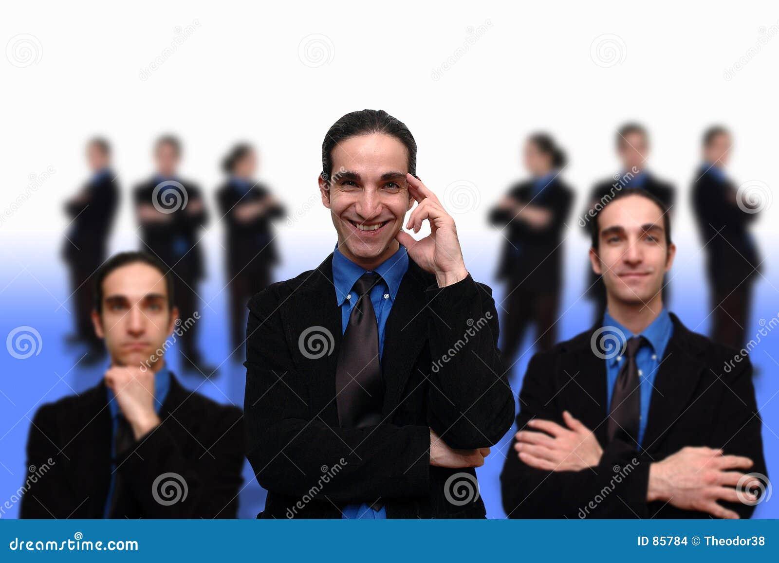 7企业小组