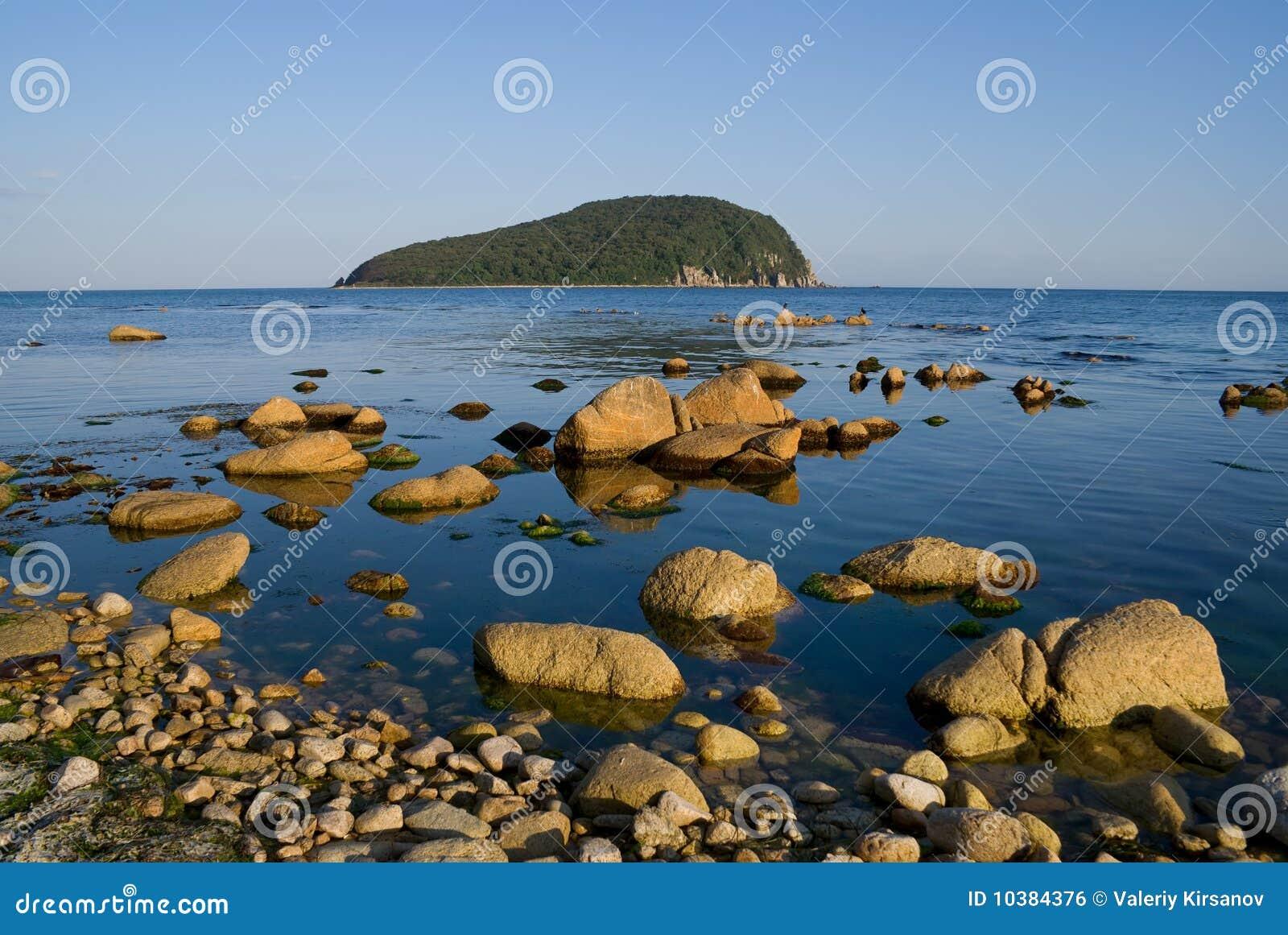 7块海运石头