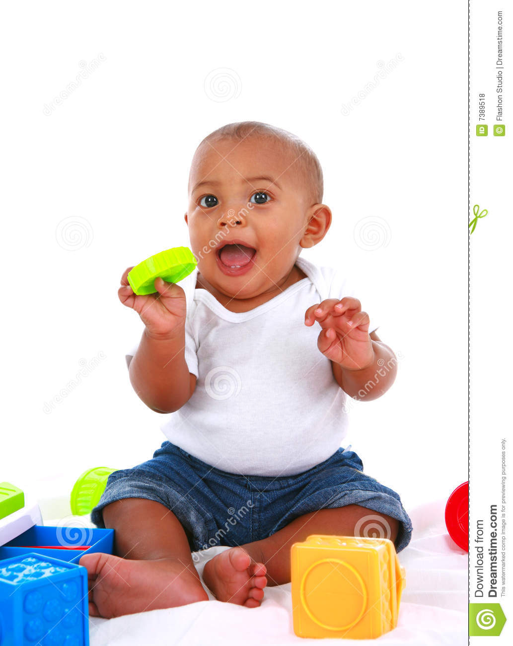 Toys For 7 Month Old : Toys month old baby n bricks