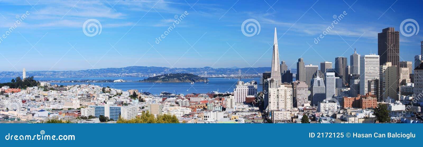 7 panorama San Francisco