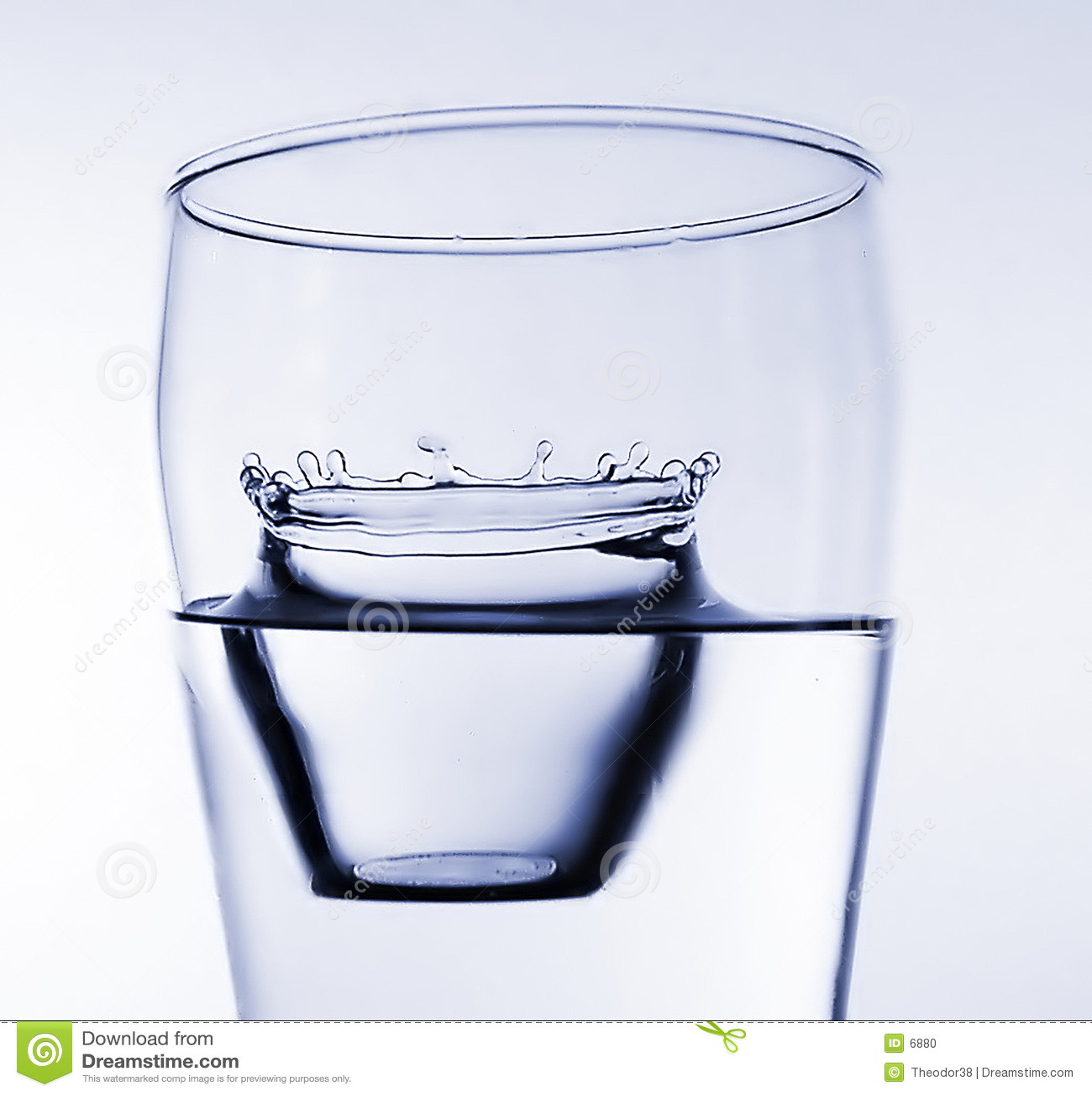 7 pluśnięć wody
