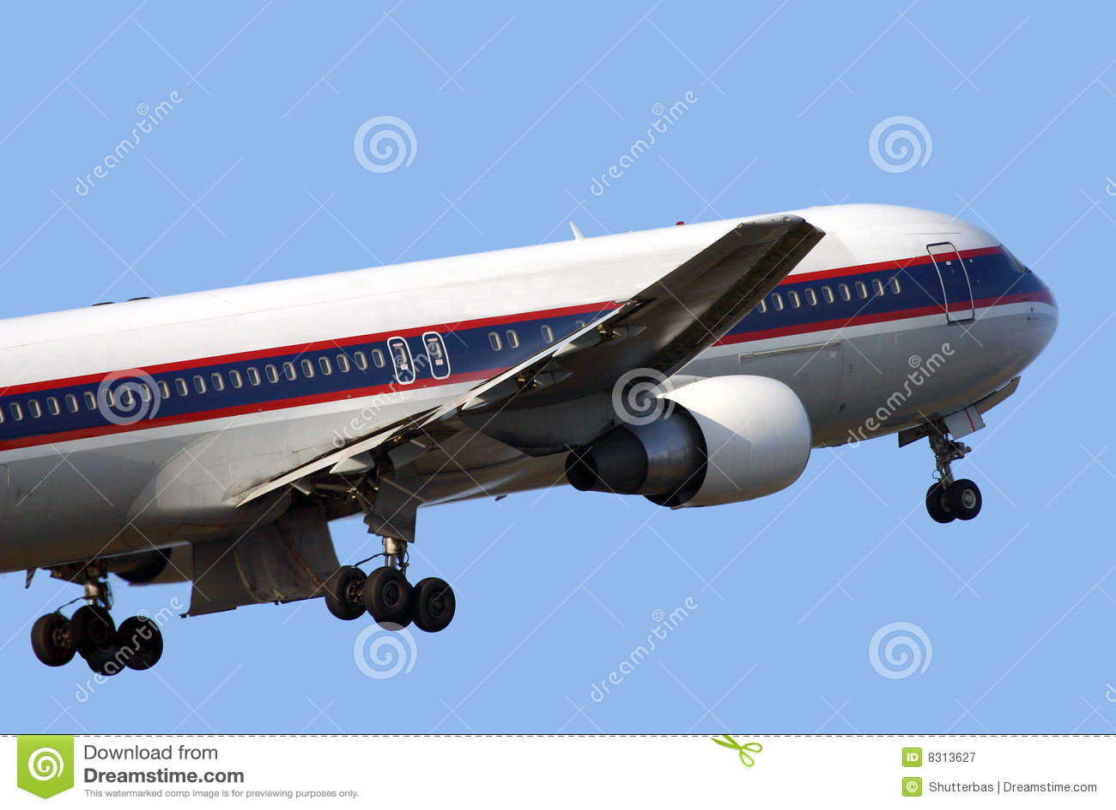 767 Boeing από τη λήψη