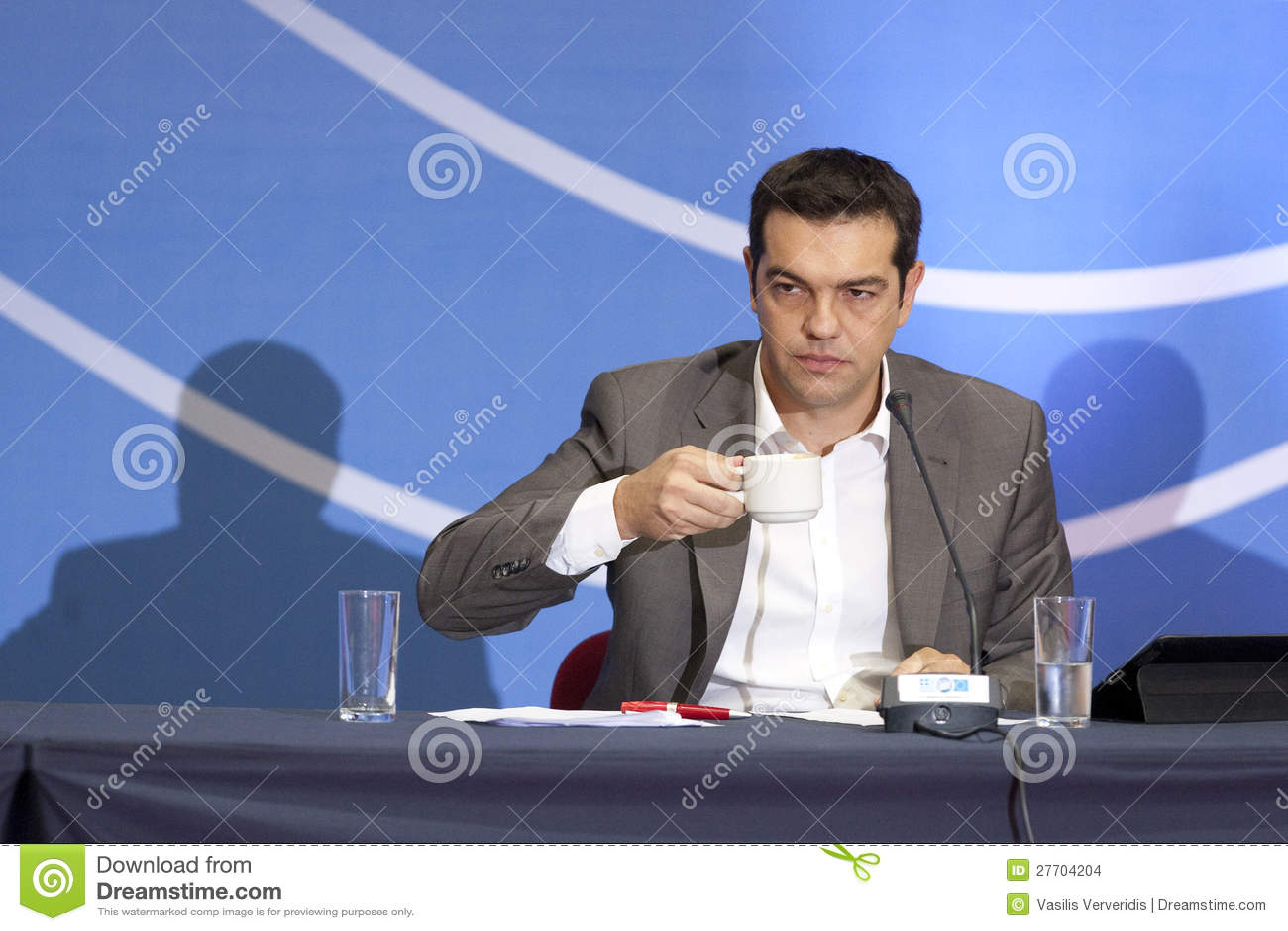 77 tif亚历克西斯Tsipras
