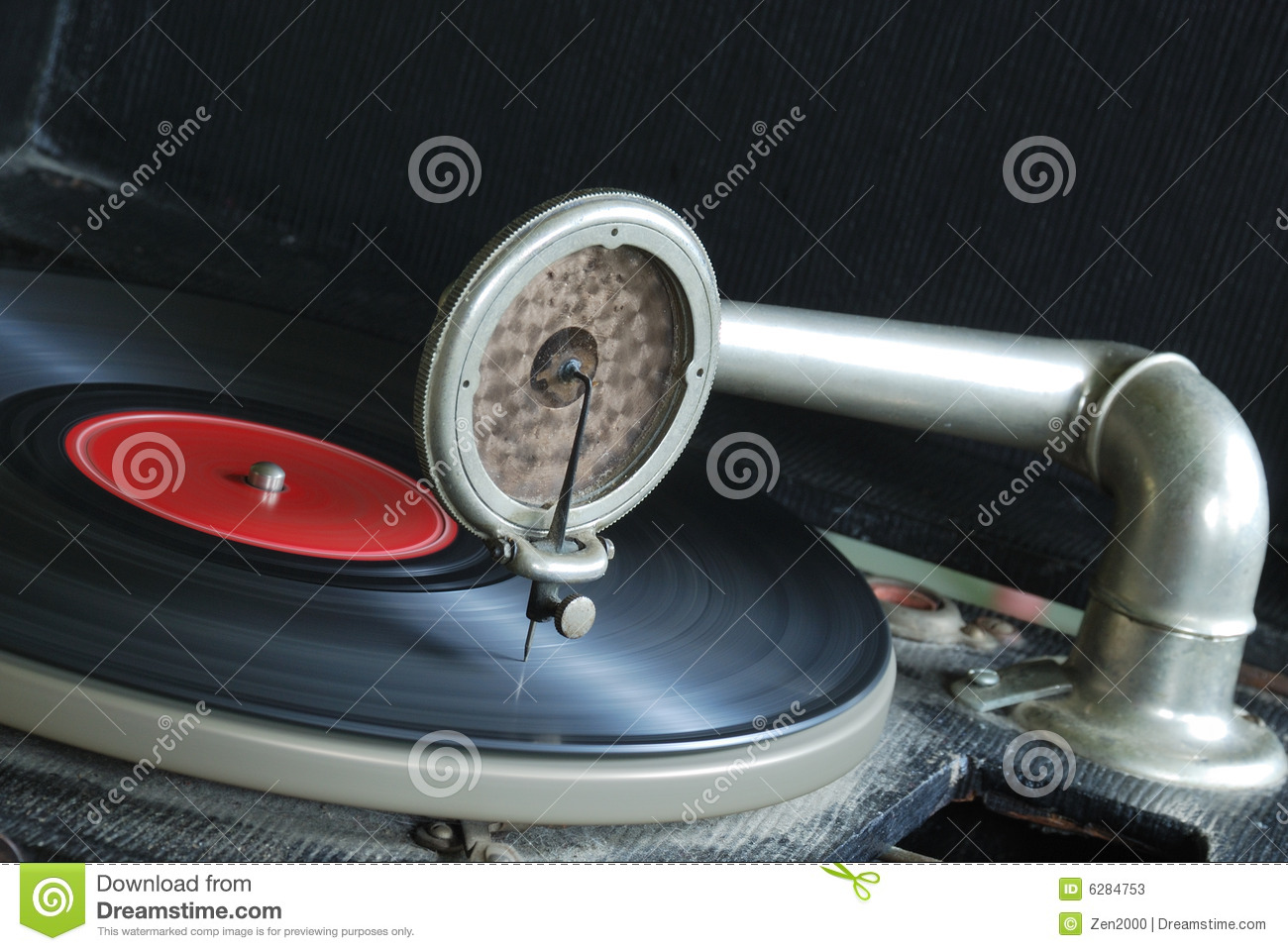 78 Rpm Record Player Stock Photos Image 6284753