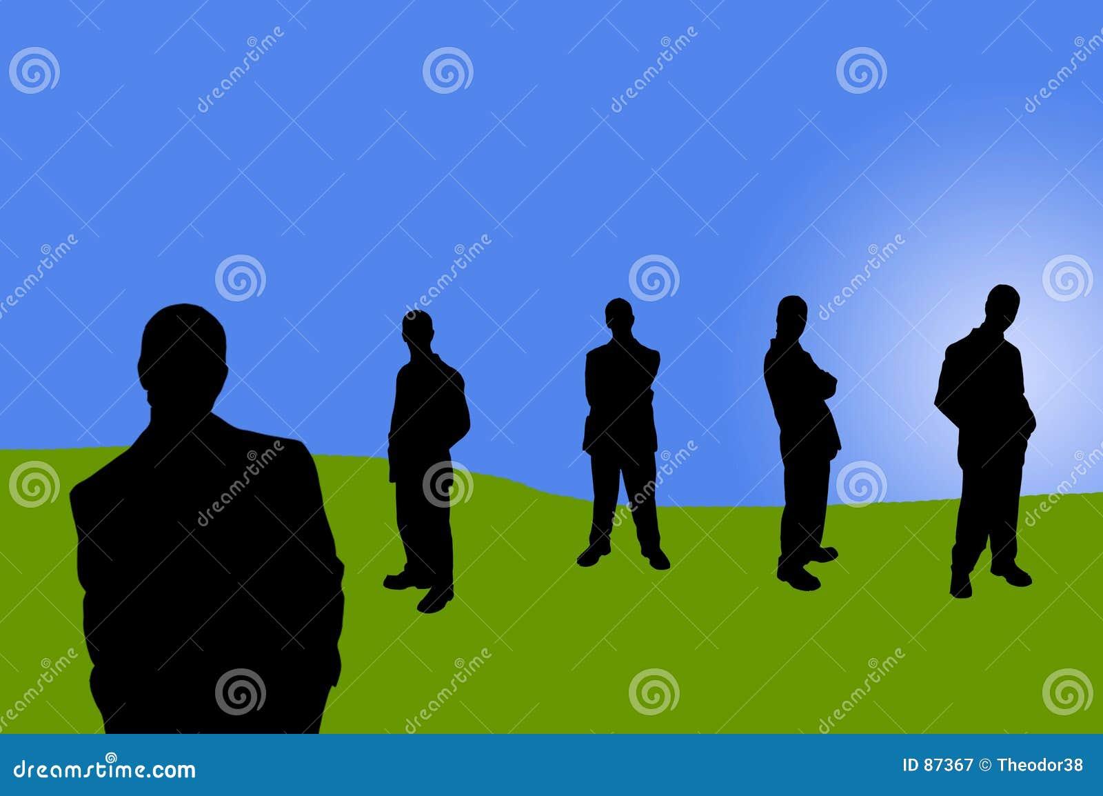 8 σκιές επιχειρηματιών