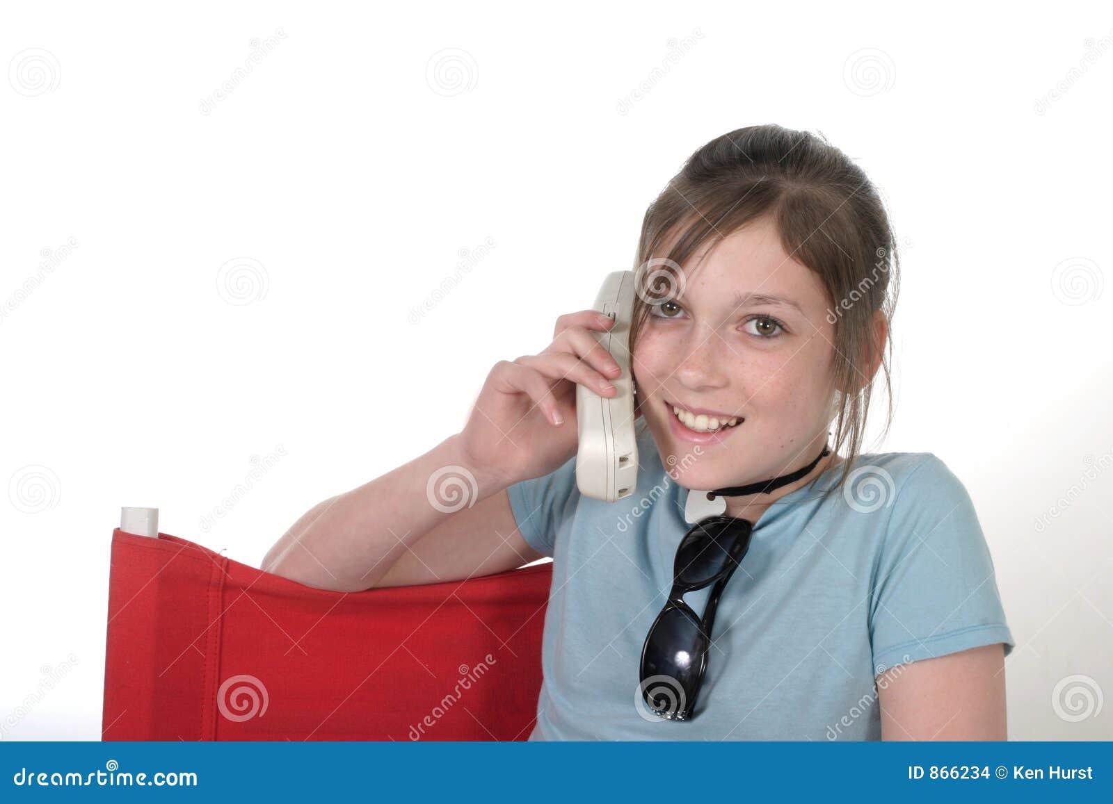 8a έφηβος κοριτσιών κινητών τ&et