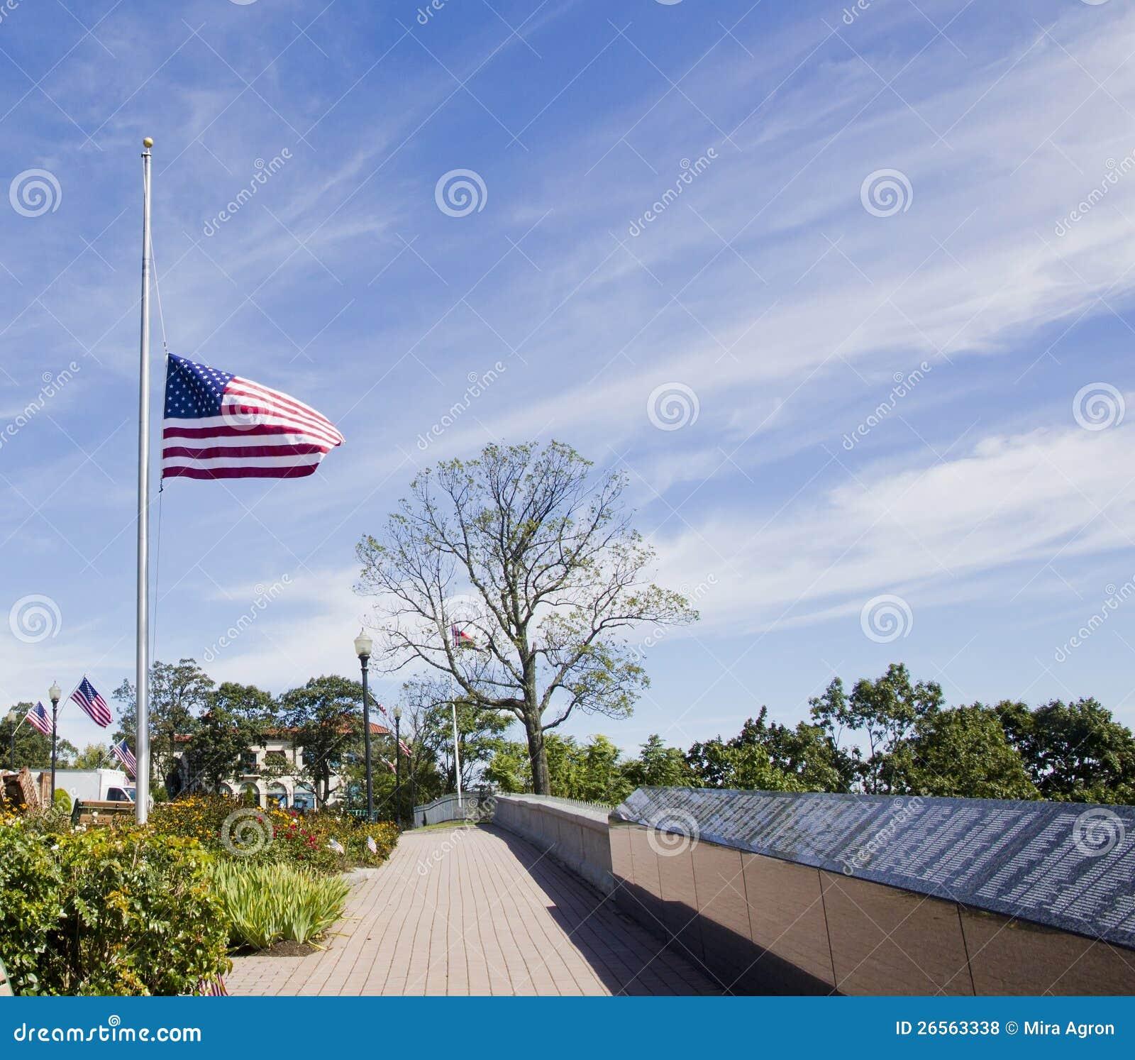 9/11 stationnement commémoratif