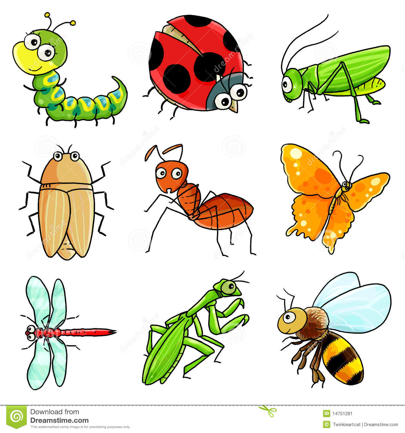 9 insect icon stock image image 14751281 clip art dragonfly in flowers clip art dragonfly in flowers