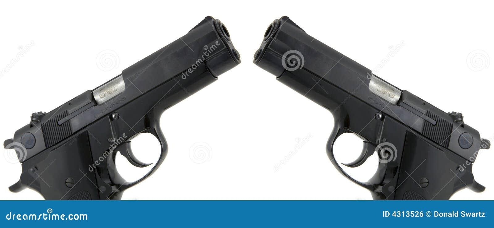 9mm手枪