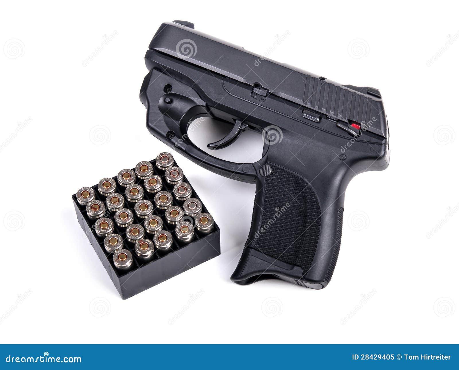 9mm pistolecik & Ammo