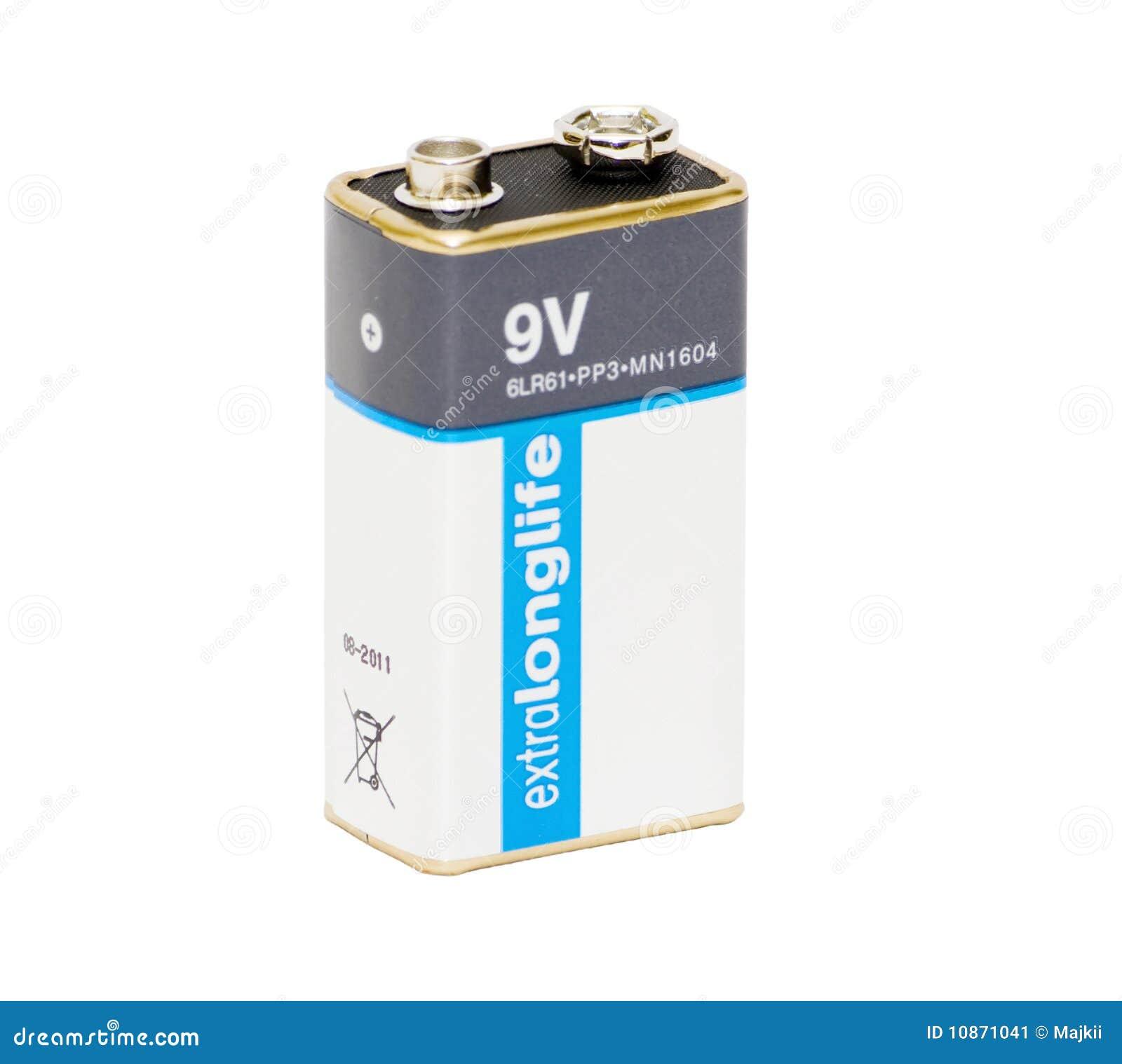 9v bateria
